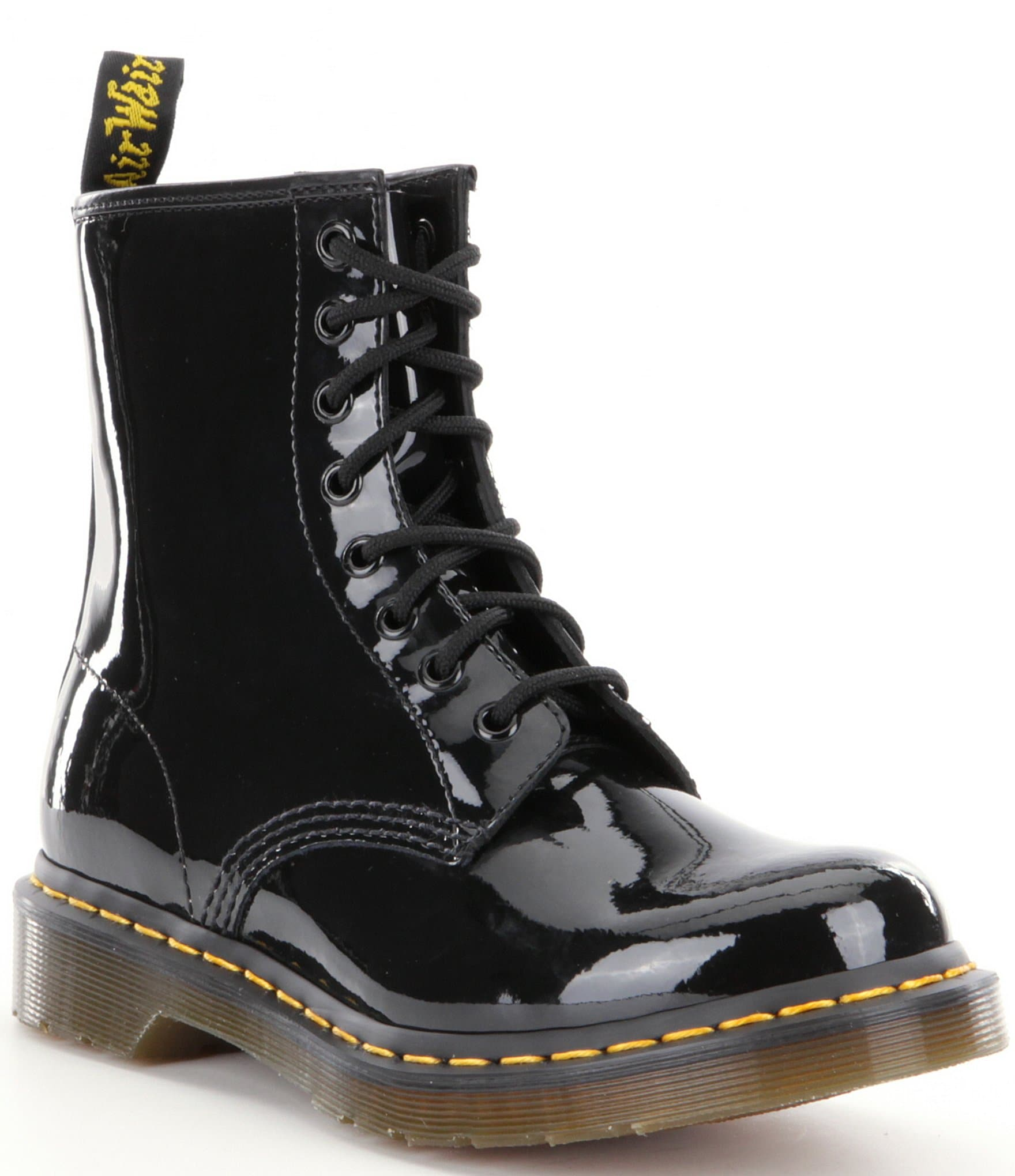 Dr Martens Black Women S Booties Dillard S