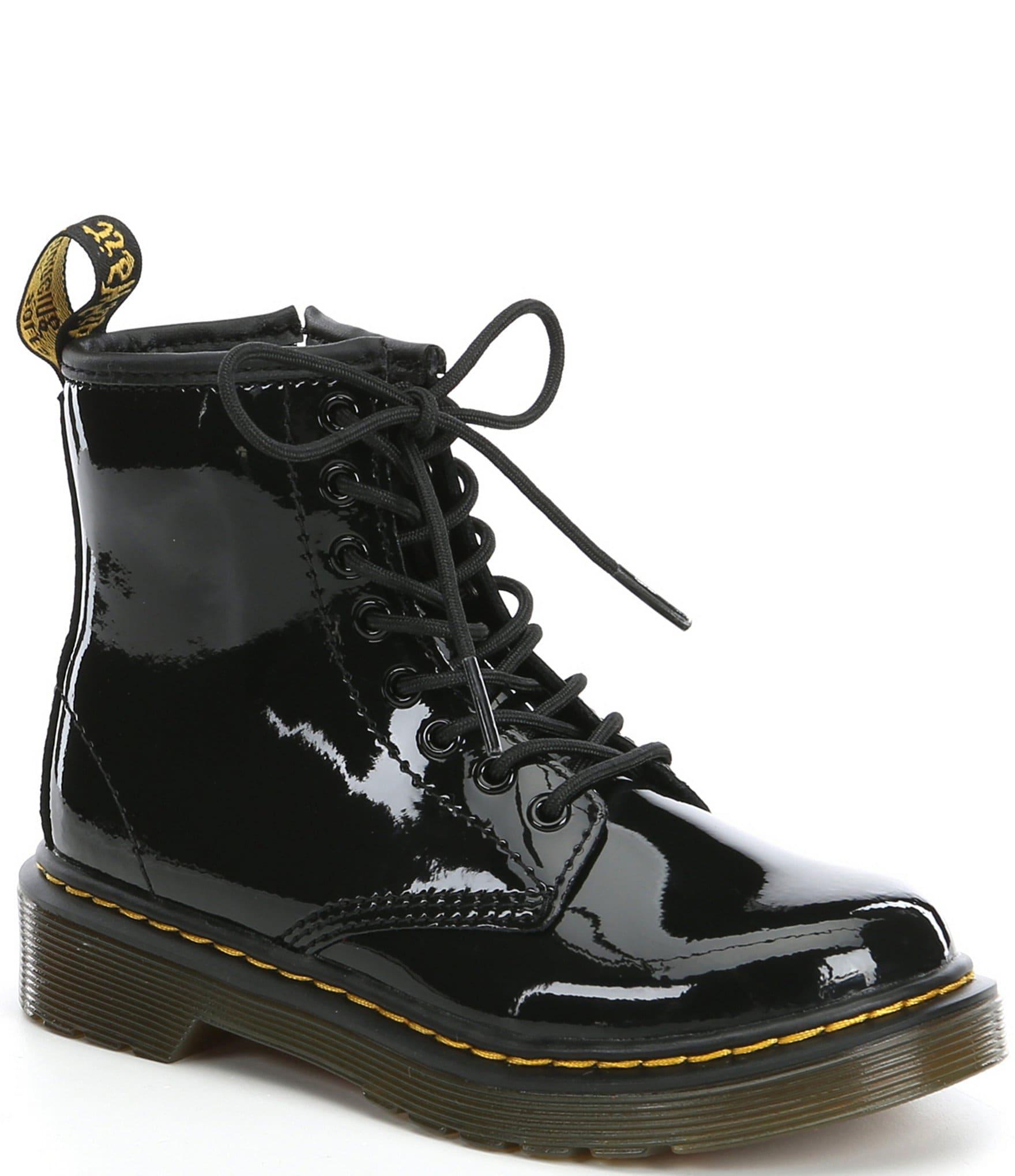 6858d940a8e Dr. Martens Girls' 1460 Boot
