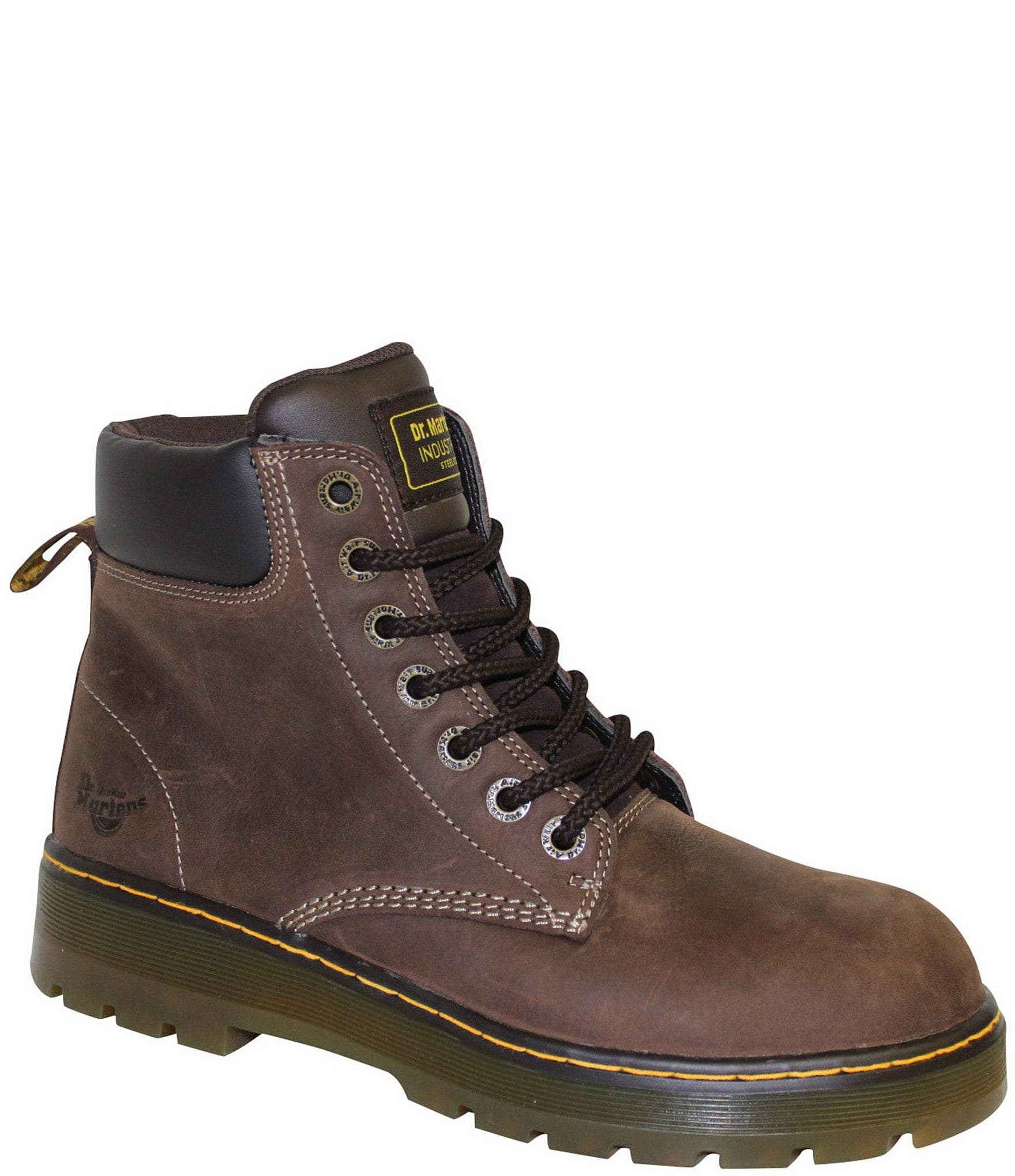 f2855ac76ef Dr. Martens Men's Winch St Boots