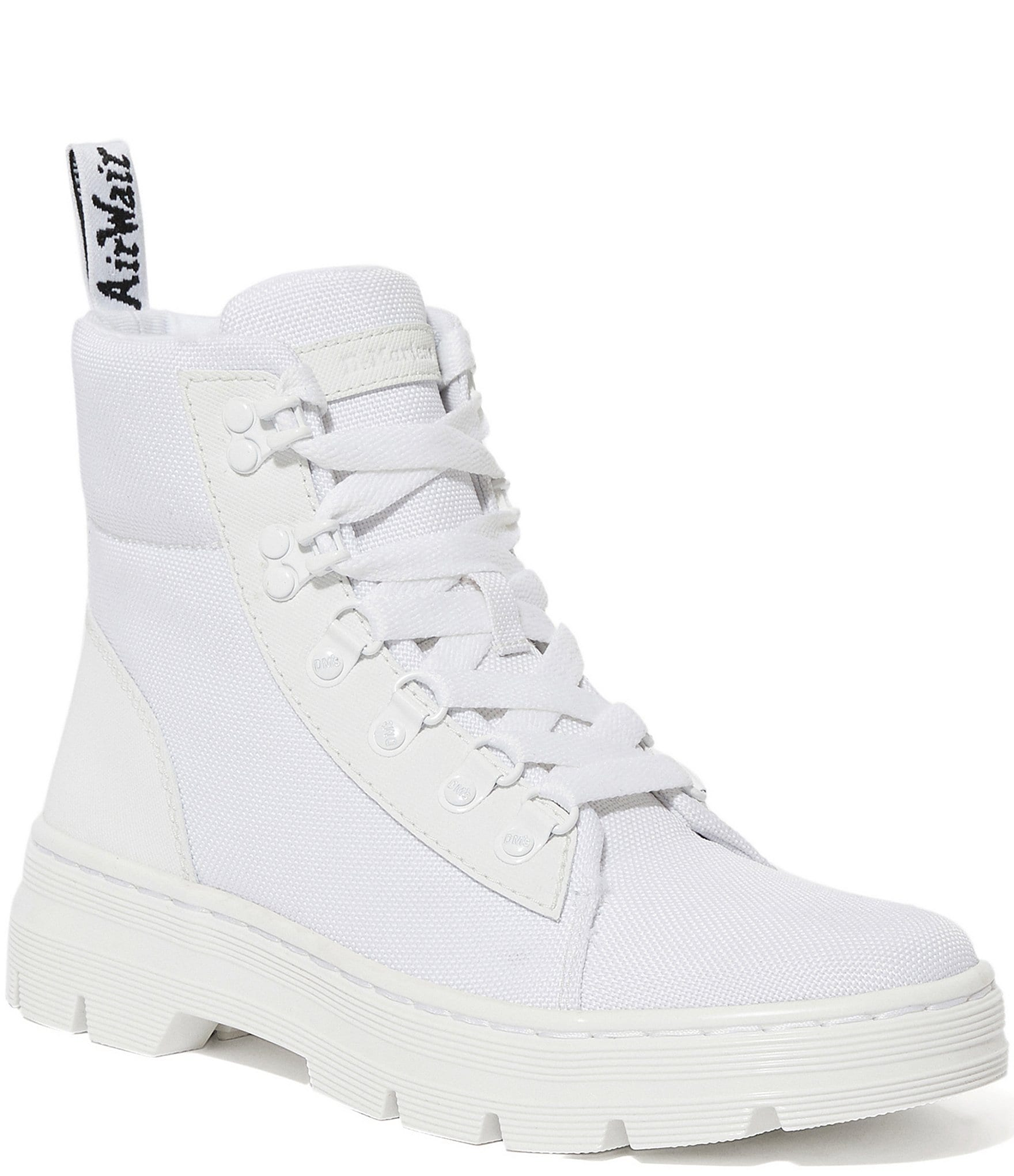 Combs Leather \u0026 Nylon Combat Boots