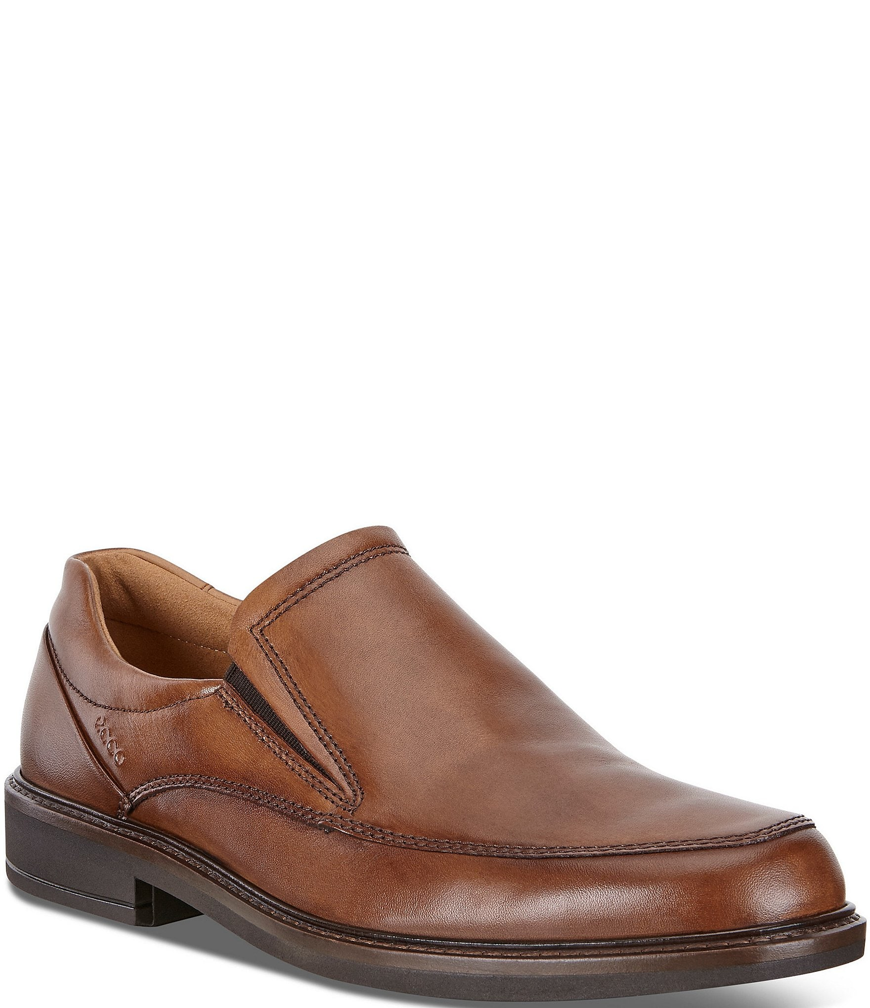 0702b62f00 ECCO Men's Holton Apron-Toe Slip-On Shoes | Dillard's