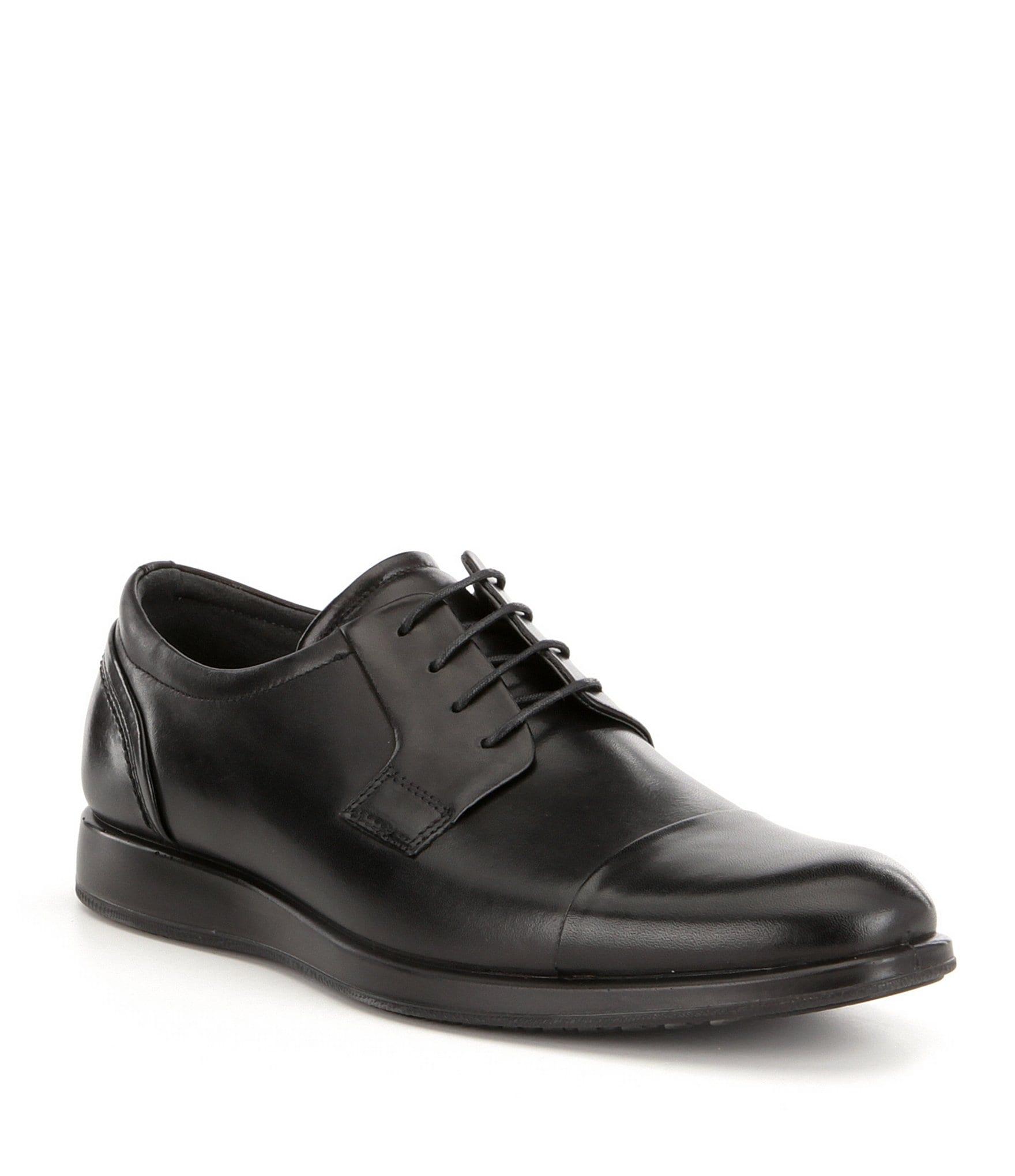 ecco 180 s jared cap toe dress shoes dillards