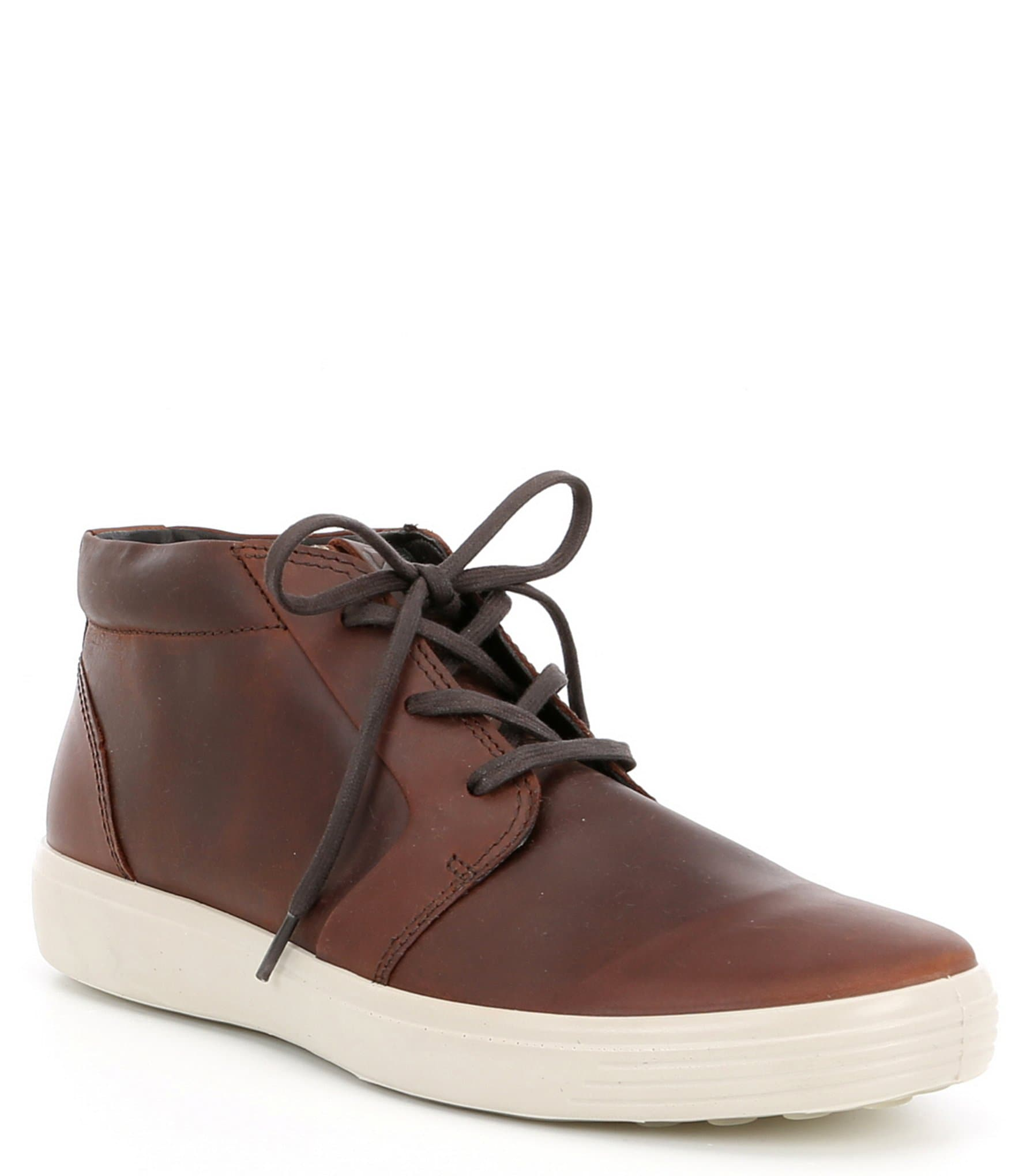 e5527fba ECCO Men's Soft 7 Chukka