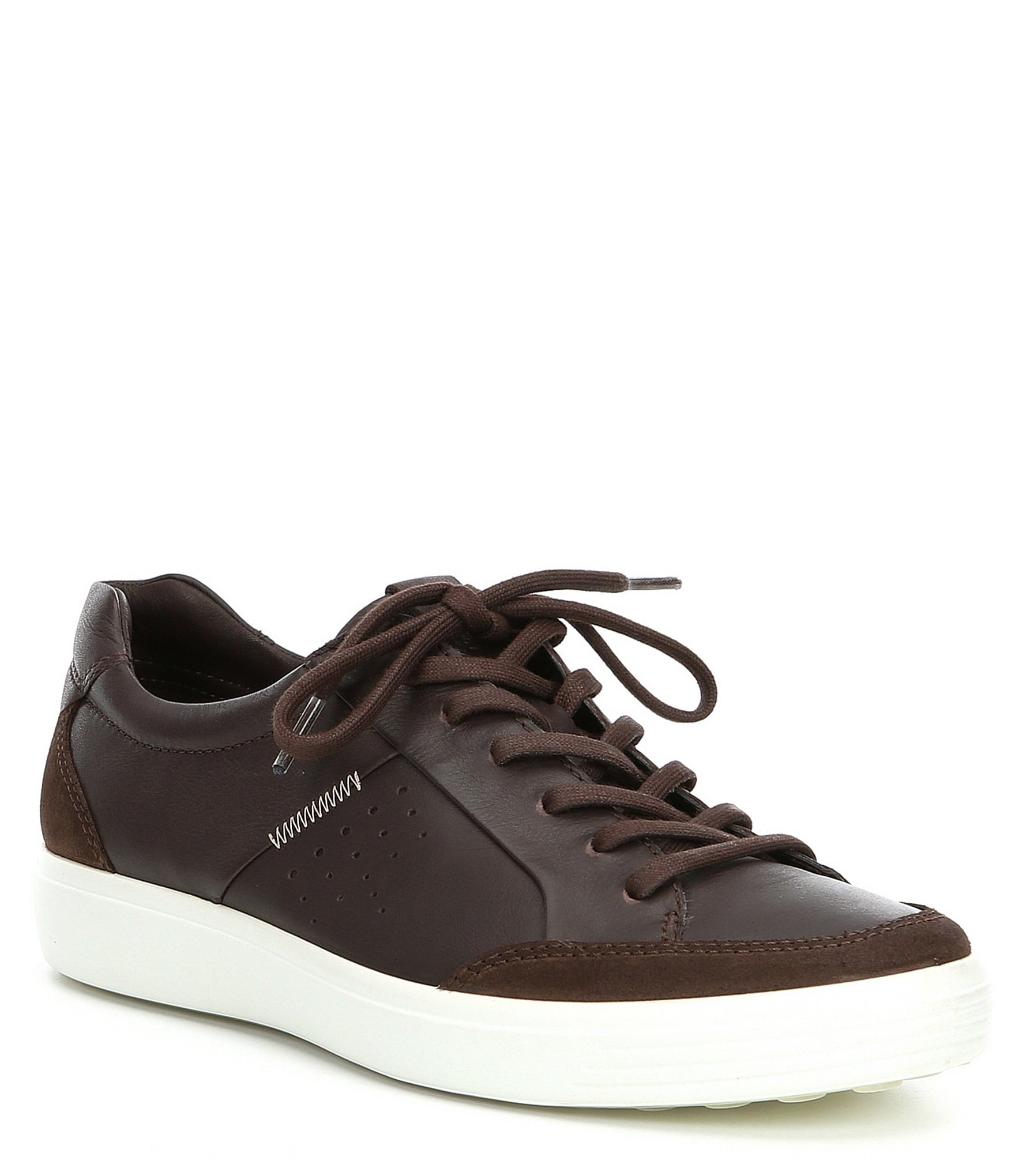 Soft VII Relaxed Leather Sneaker
