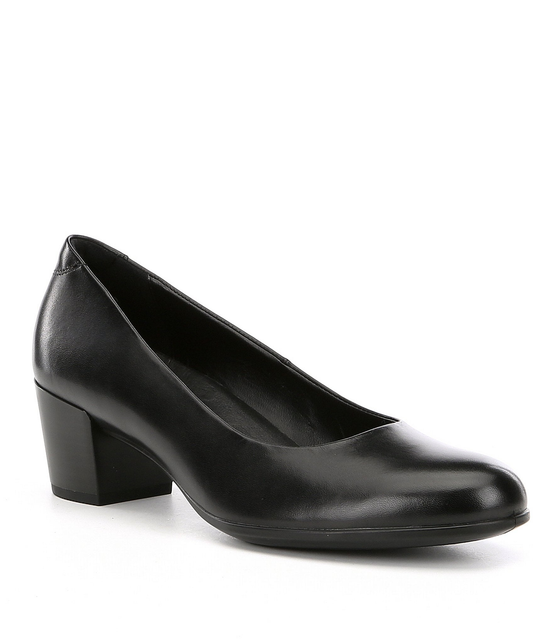 Circle Track Supply >> ECCO Shape M 35 Block Heel Pumps | Dillards