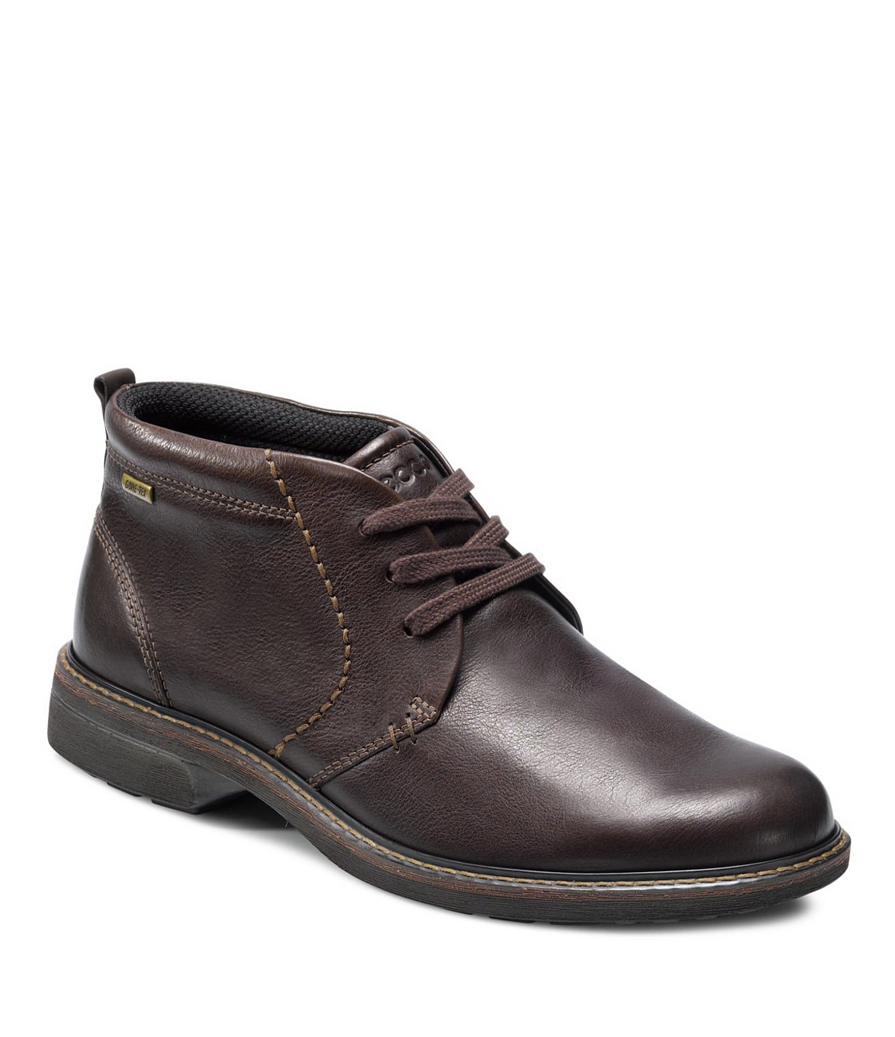 ecco turn gtx s dress chukka boots dillards