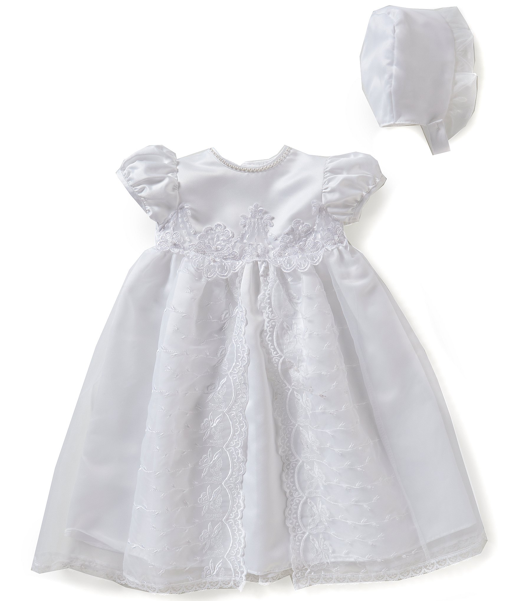 Baby Girl Christening Dresses Gowns Accessories Dillard S