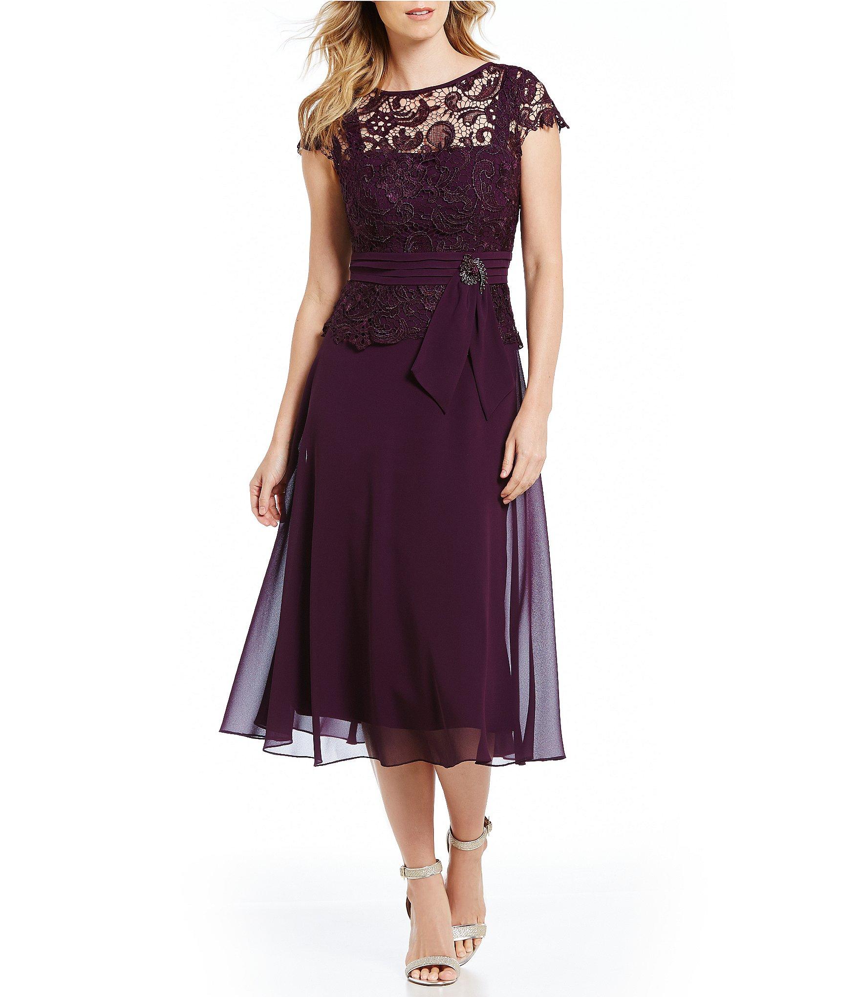 Dillard S Wedding Registry: Emma Street Illusion Lace Mock 2-Piece Dress
