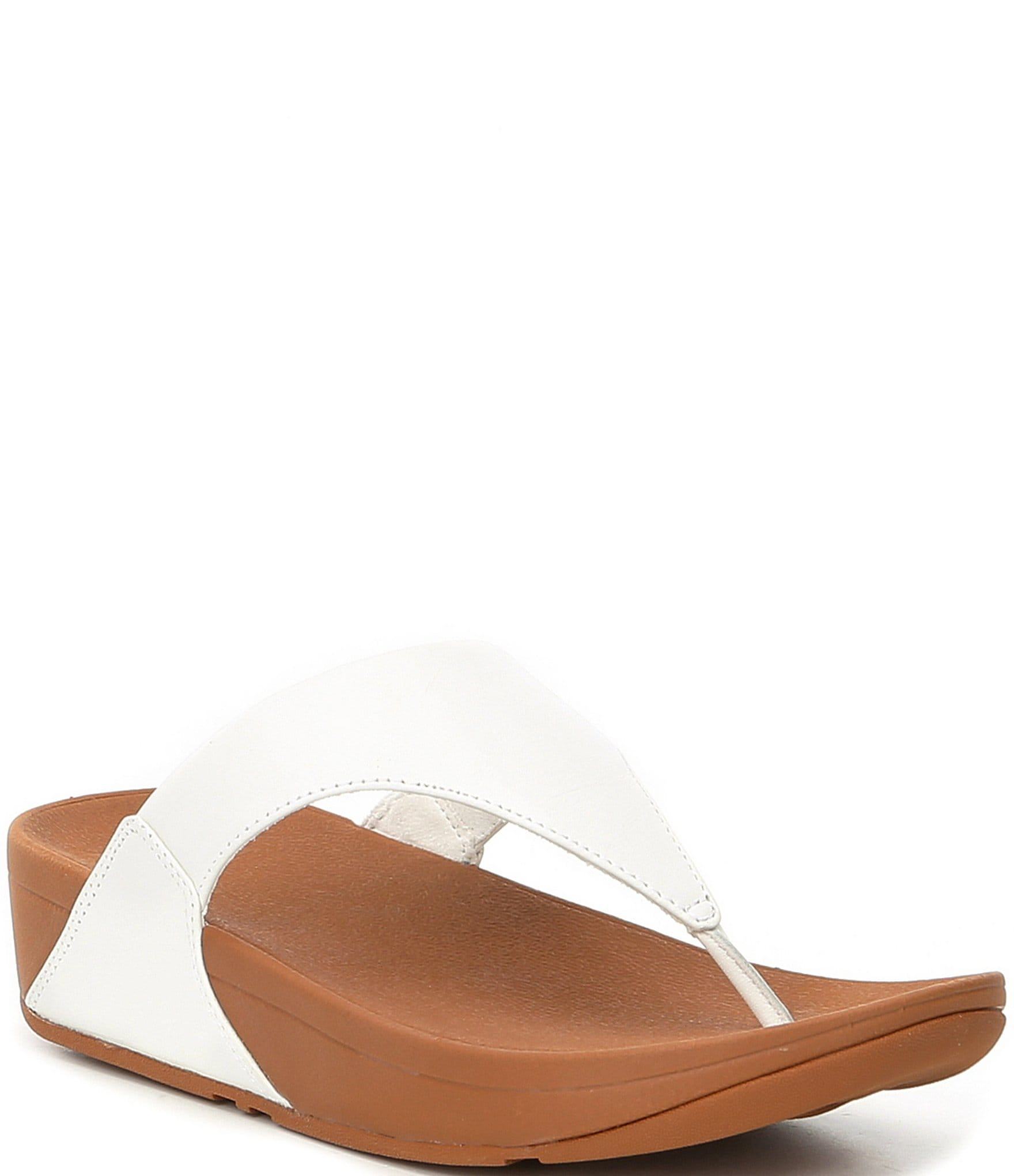 Sandals Thong Leather Lulu Soft Fitflop ZXukPi