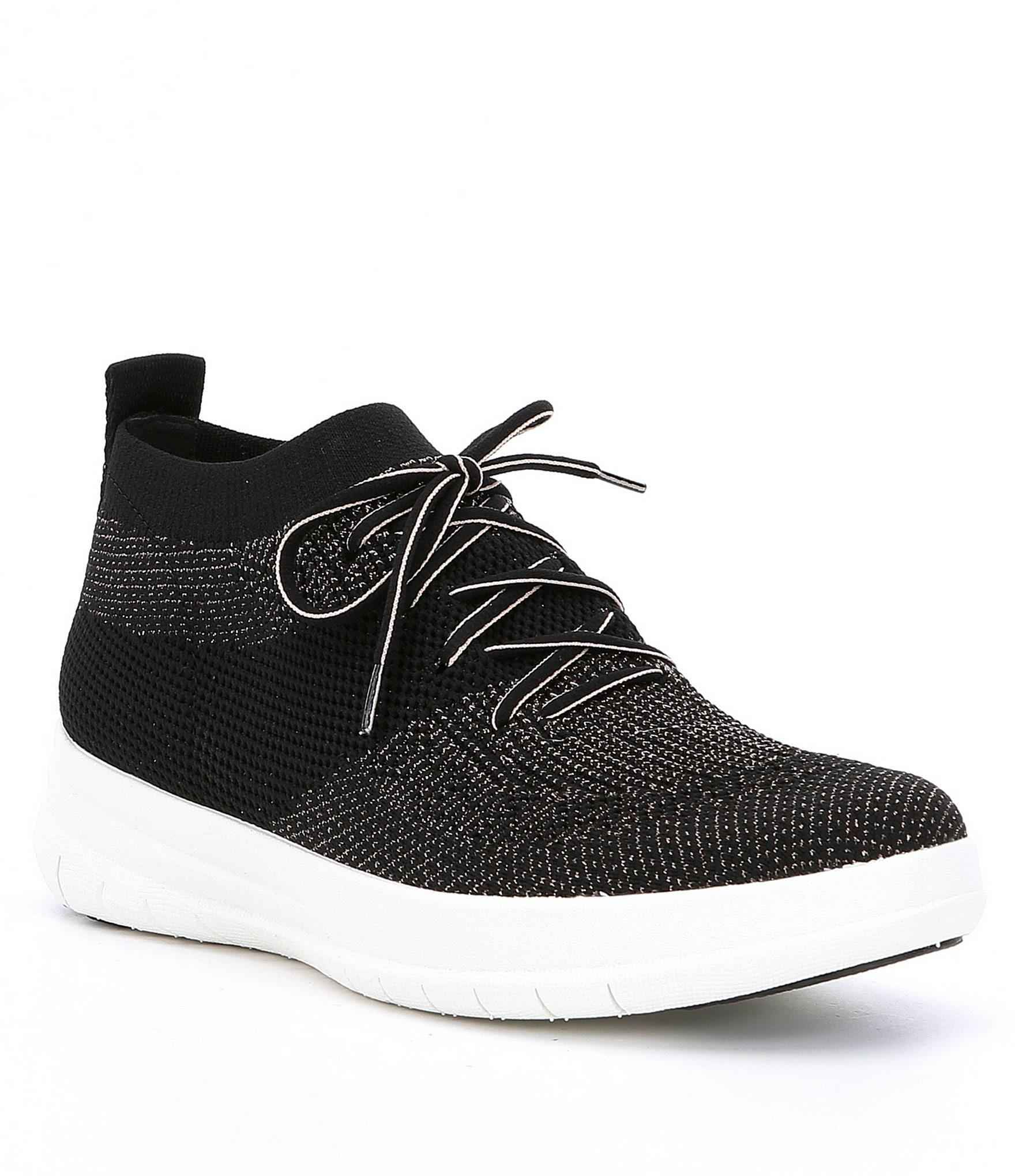 Fitflop Uberknit High Top Sneakers Dillards