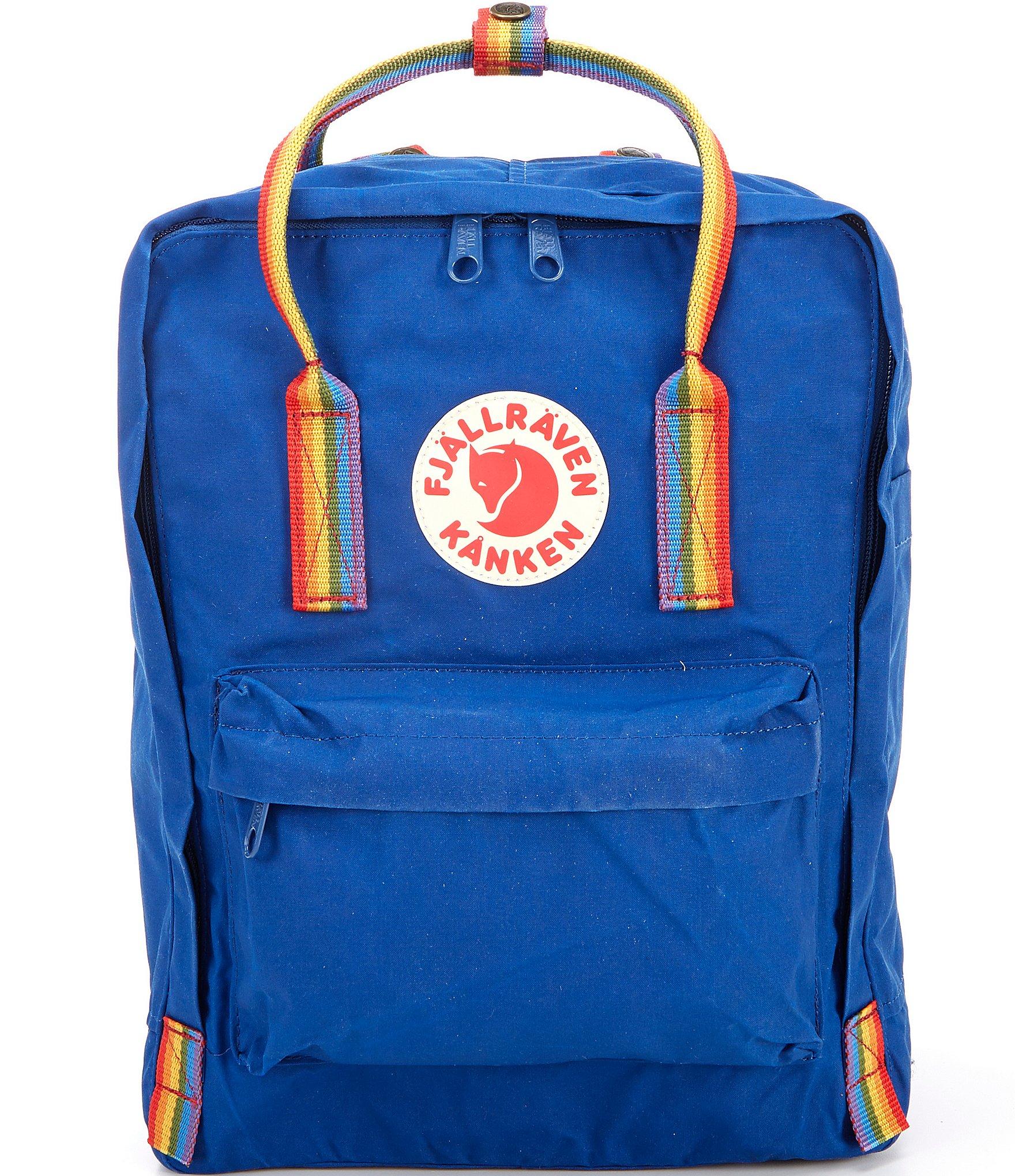 10a55040a05 Fjallraven Kanken Rainbow Handle Backpack | Dillard's