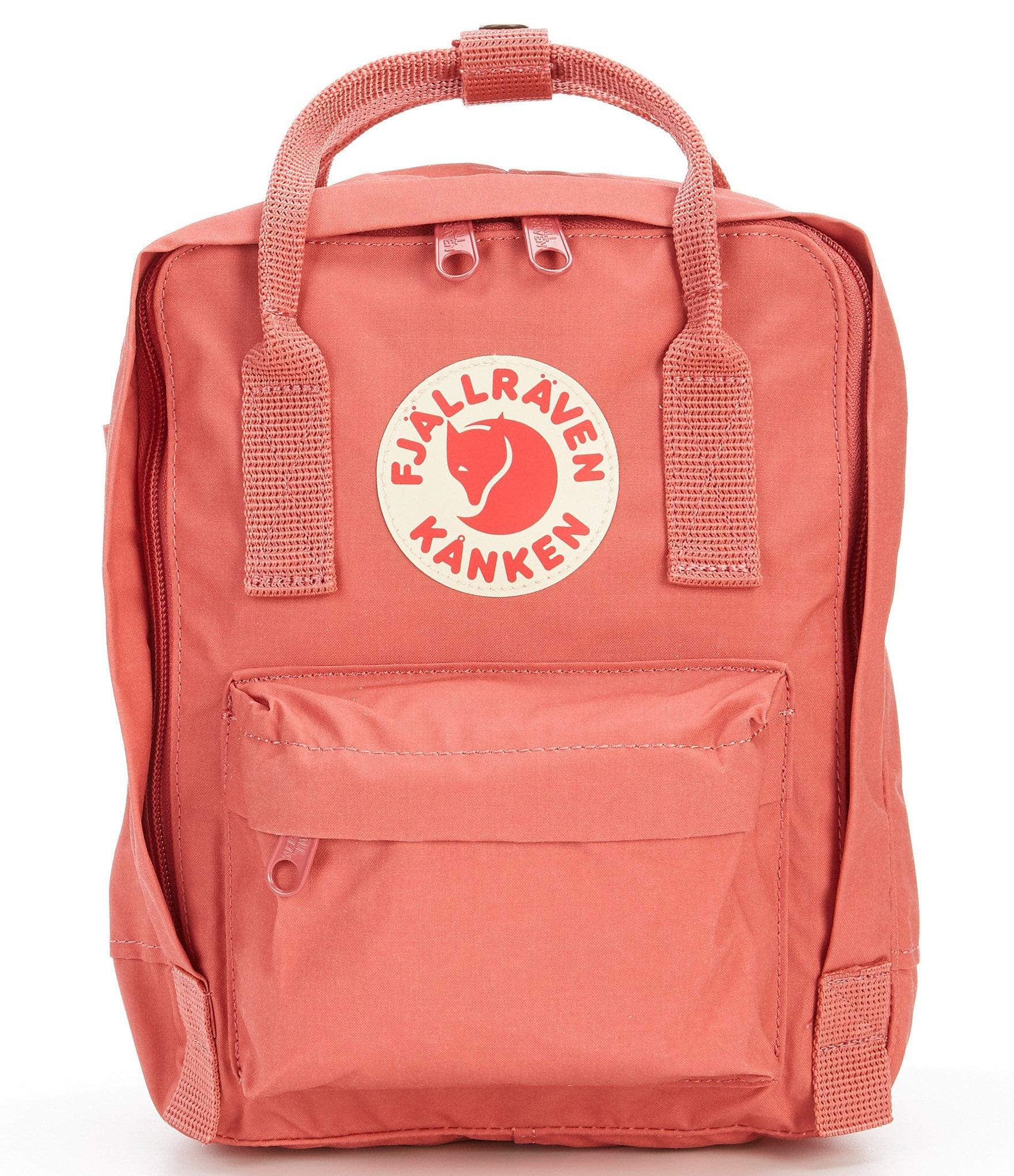 8a5985f042e9 Fjallraven Mini Kanken Water-Resistant Backpack