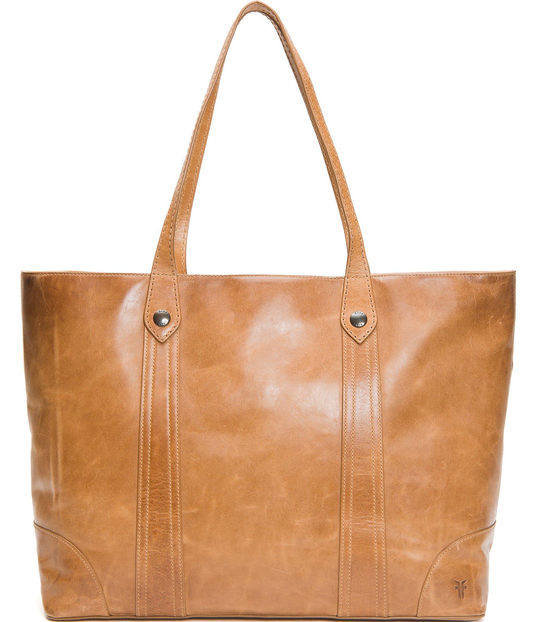 Tan A Tote Bags Dillard S