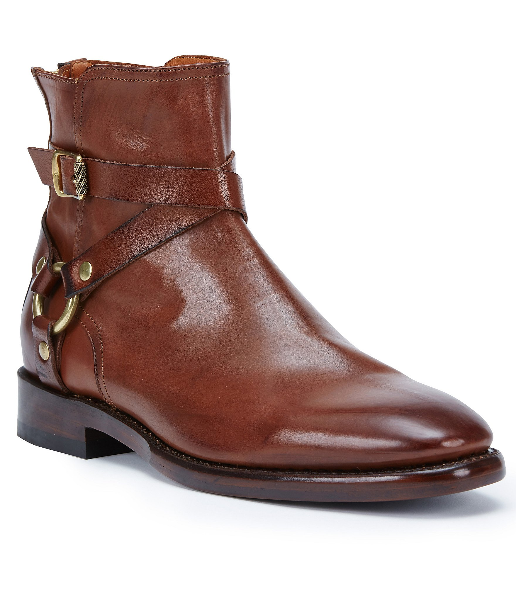 frye 180 s weston cross boots dillards