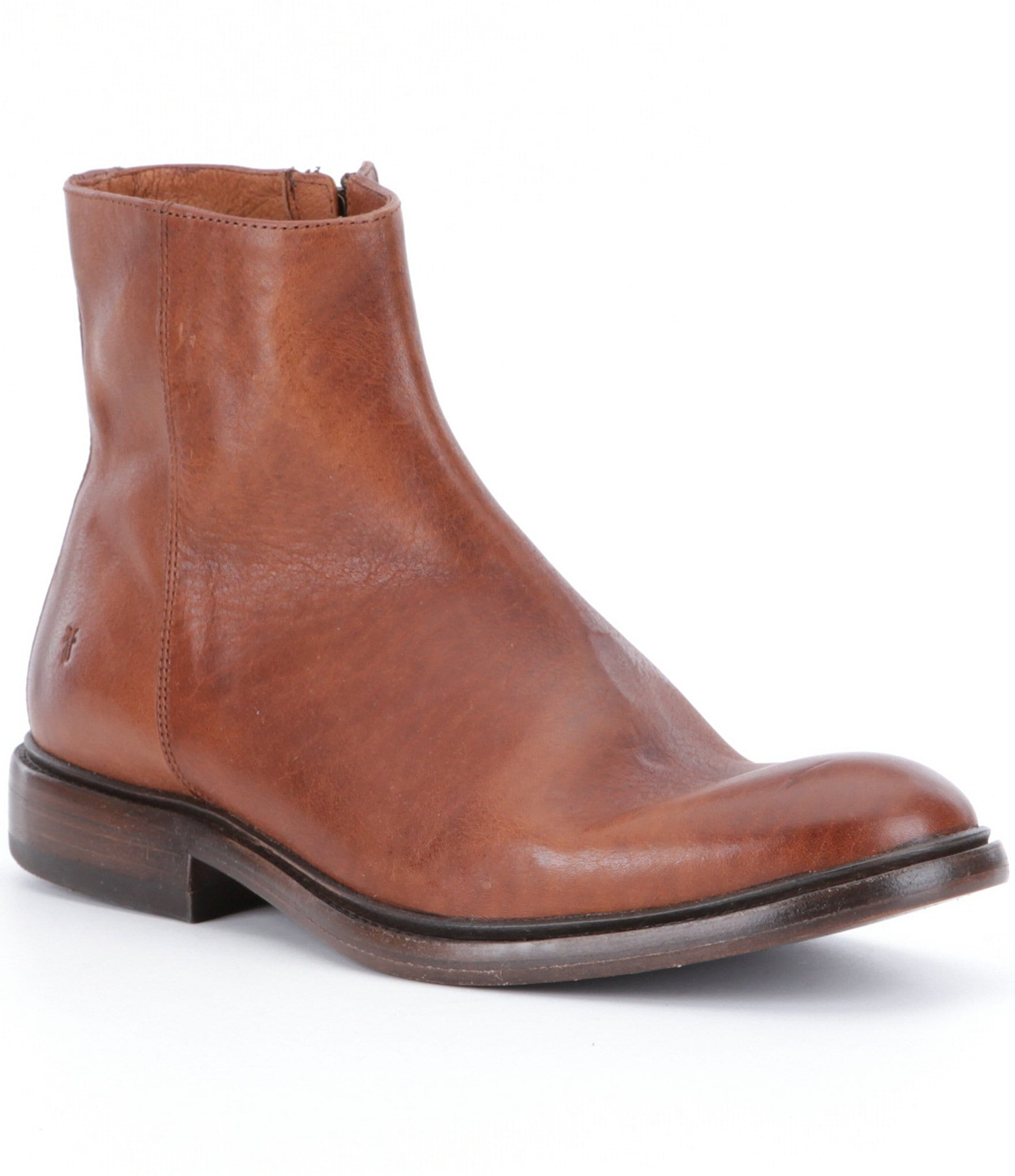frye mens chris leather boots dillards