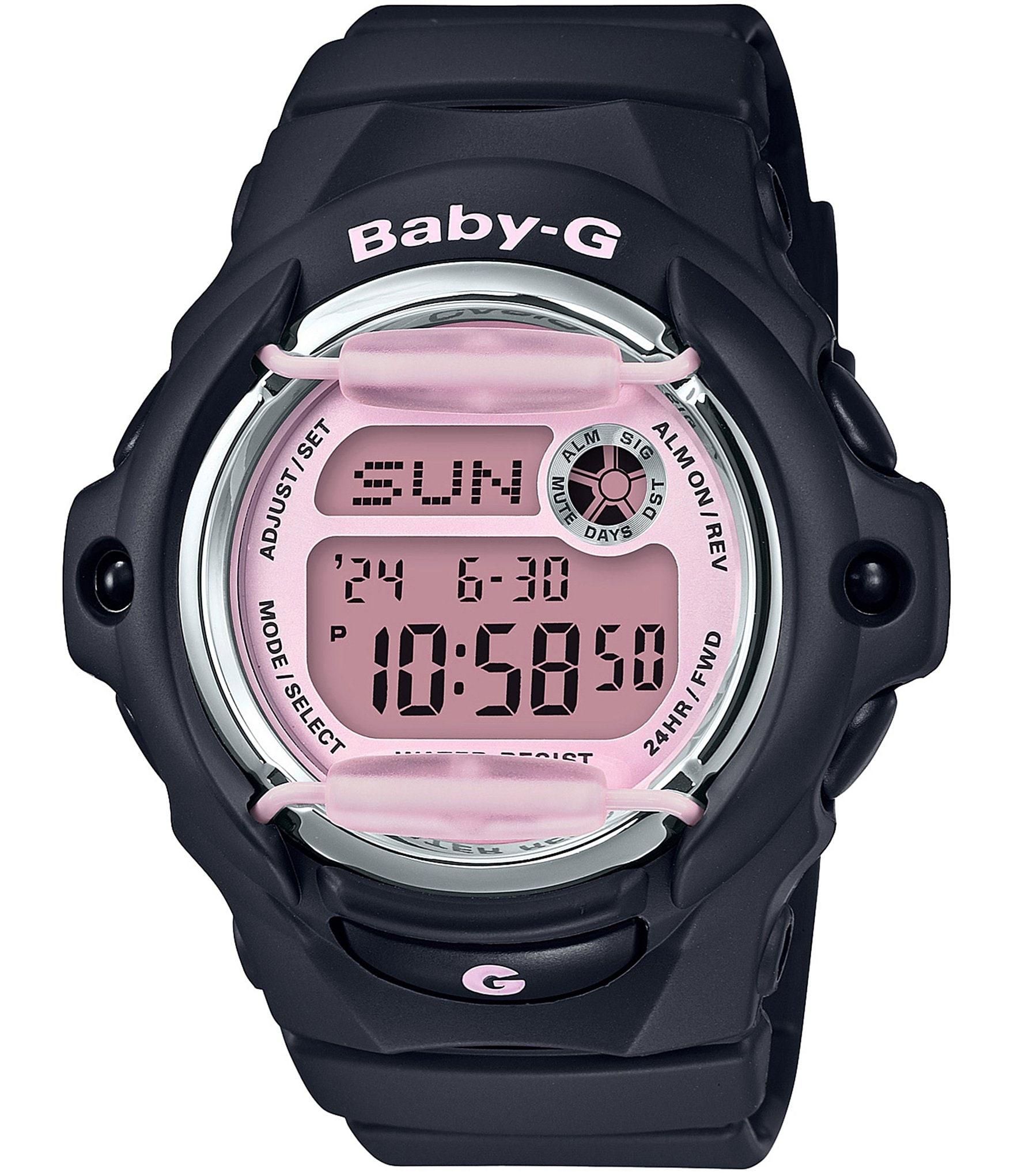 G Shock Digital Shock Resistant Watch