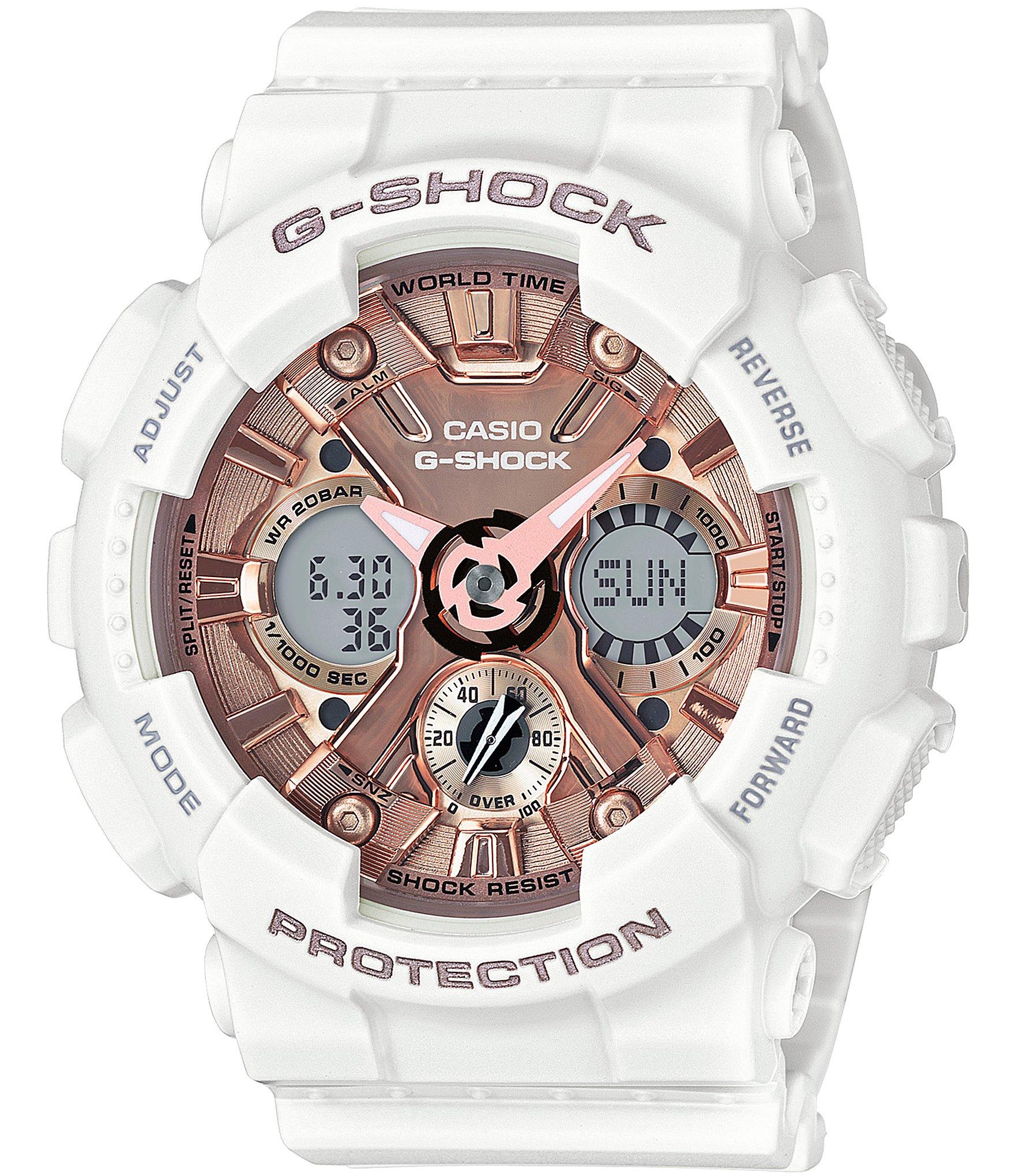 1dba0212a5 G-Shock Resin-Strap Ana-Digi Watch