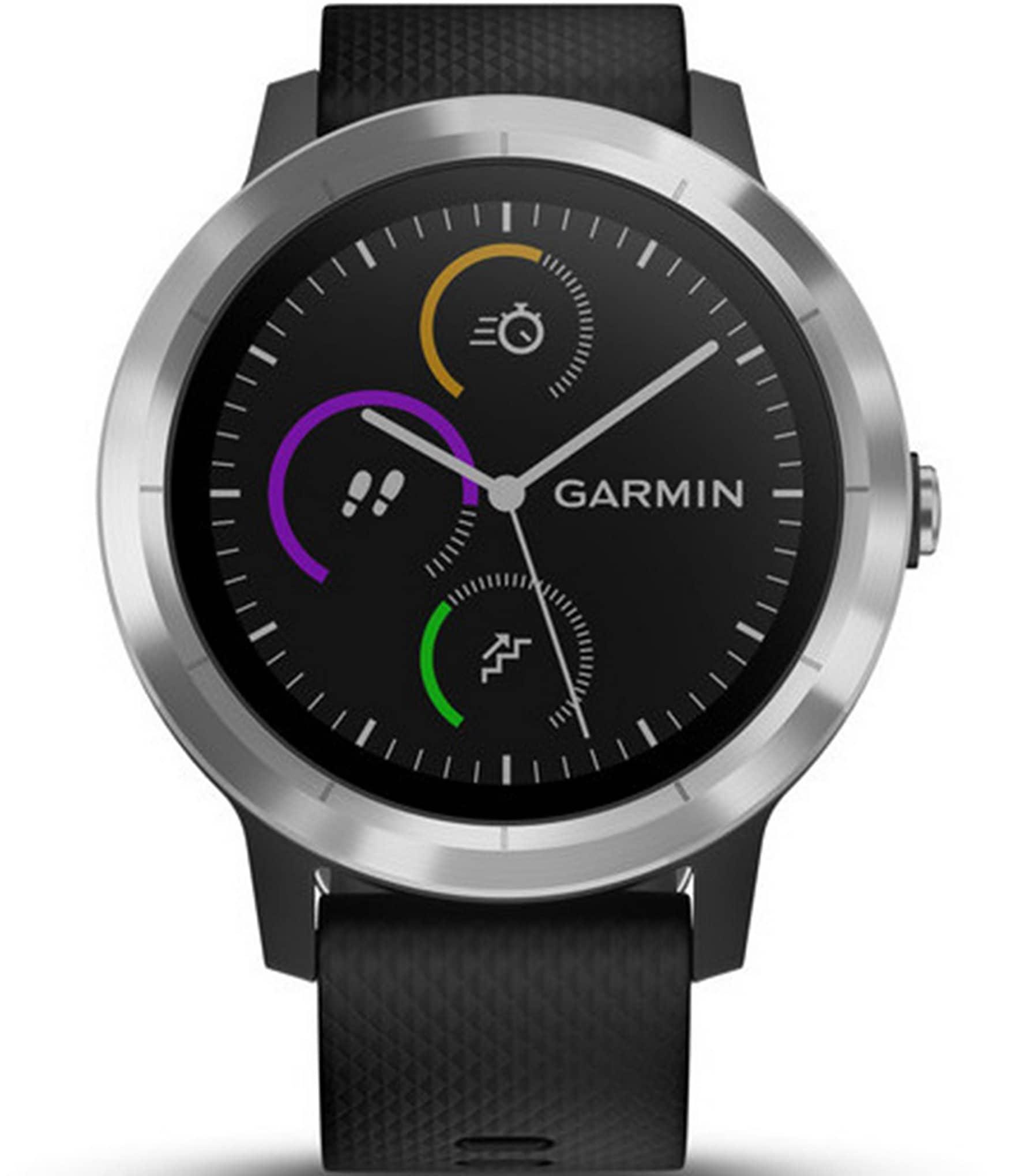 Garmin vivoactive® 3 Smart Watch | Dillard's Kids Swimming Black And White