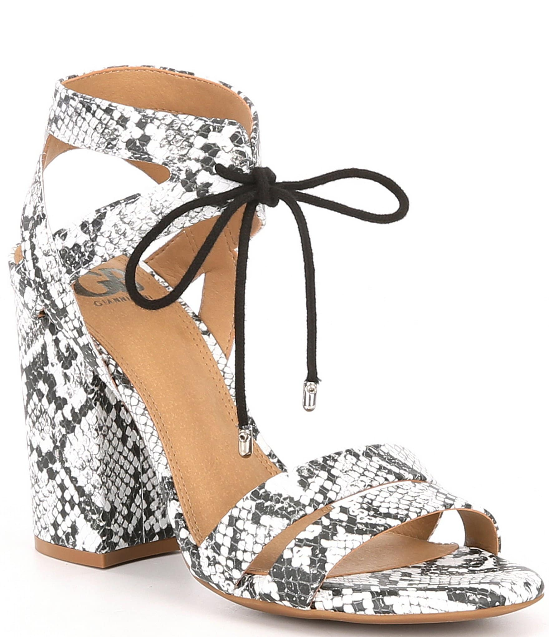 Gb After Hours Strappy Snake Print Leather Block Heel Sandals Dillard S Find here all the dillard's stores in denton tx. gb after hours strappy snake print leather block heel sandals dillard s