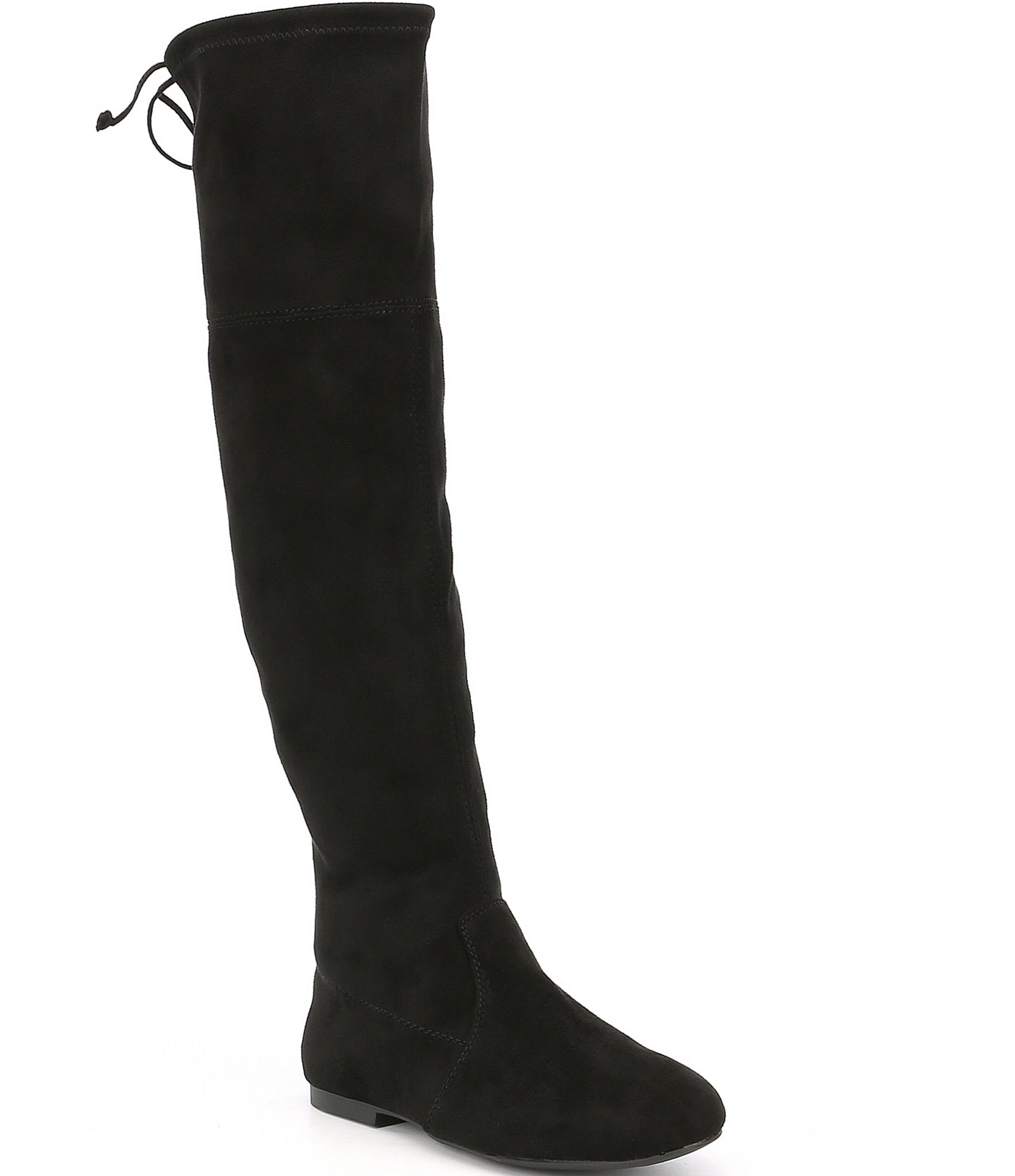 2ff345306174 GB Youth Girls' Flat Tall Boots | Dillard's