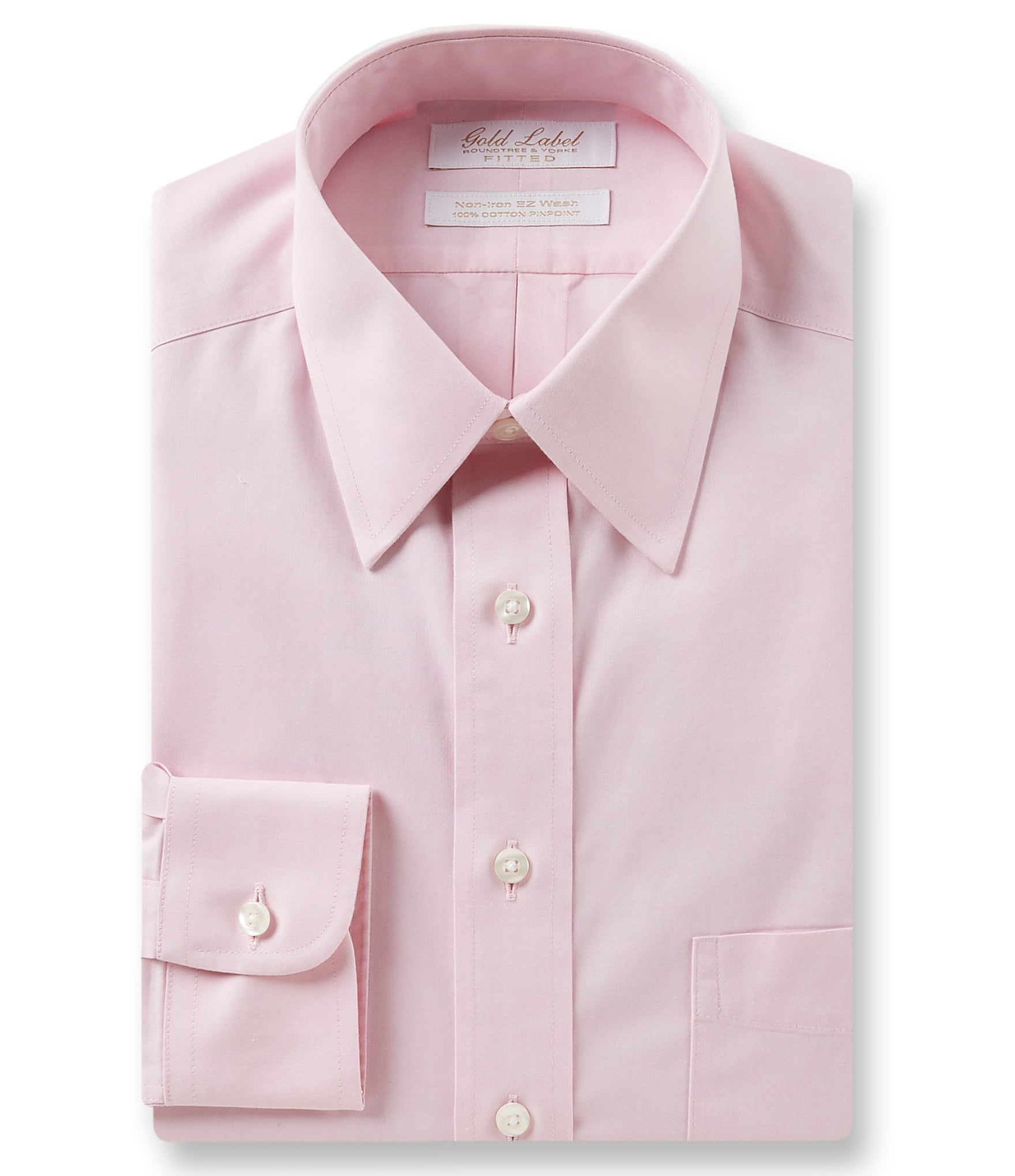 Non Iron Mens Shirts
