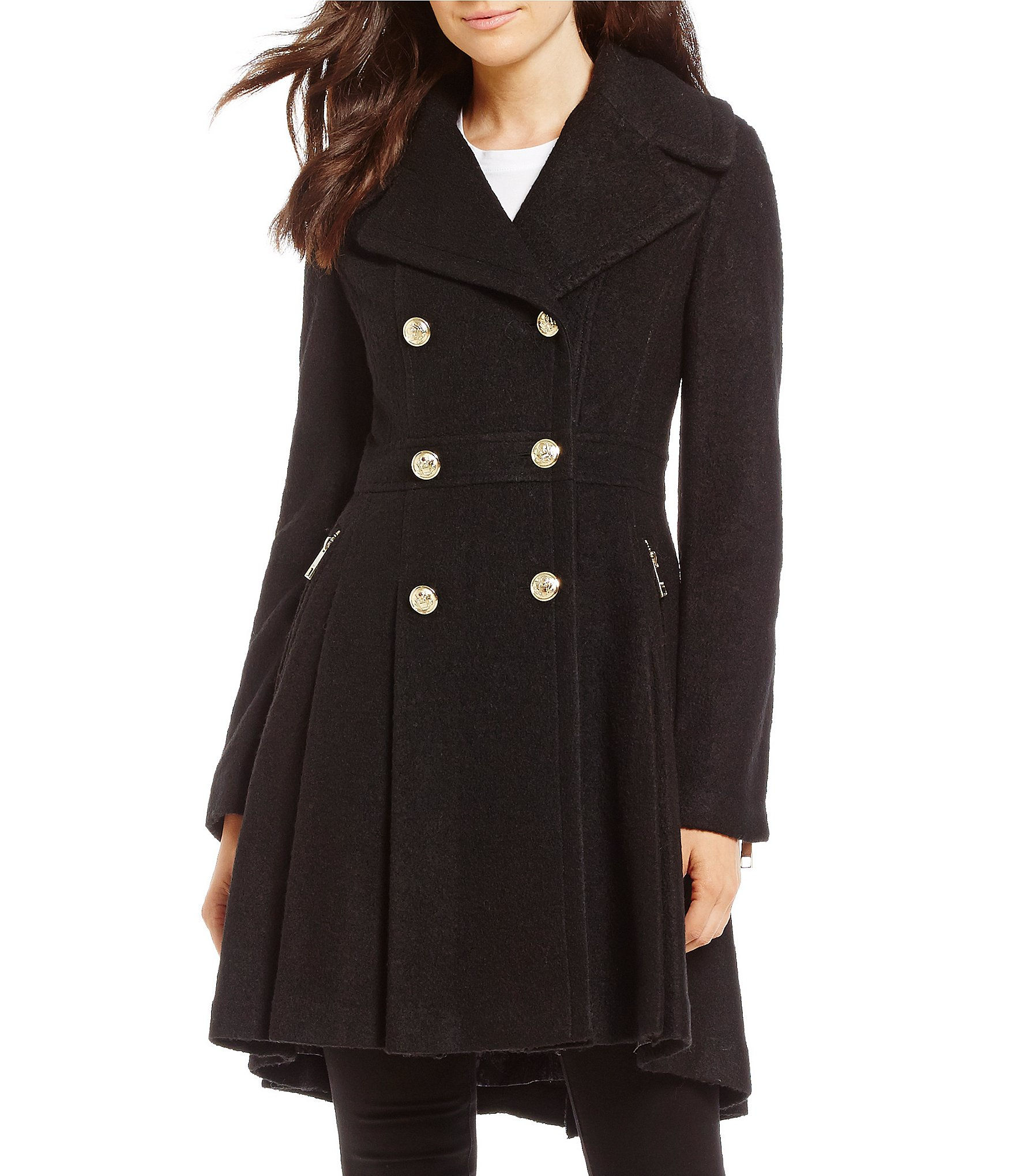 Womens Wool Coats Han Coats