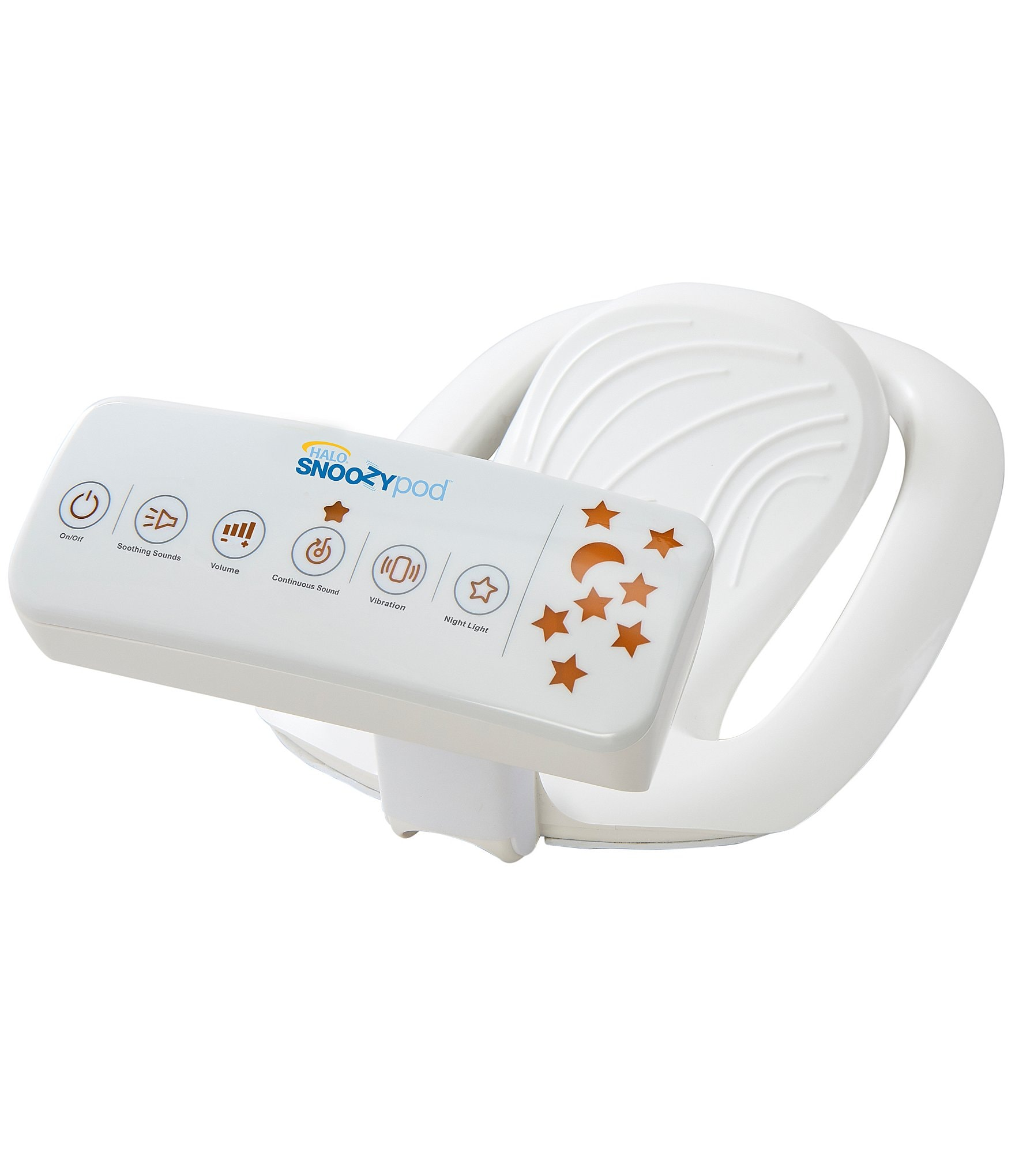 HALO® Baby SnoozyPod® Vibrating Bedtime Soother | Dillard's