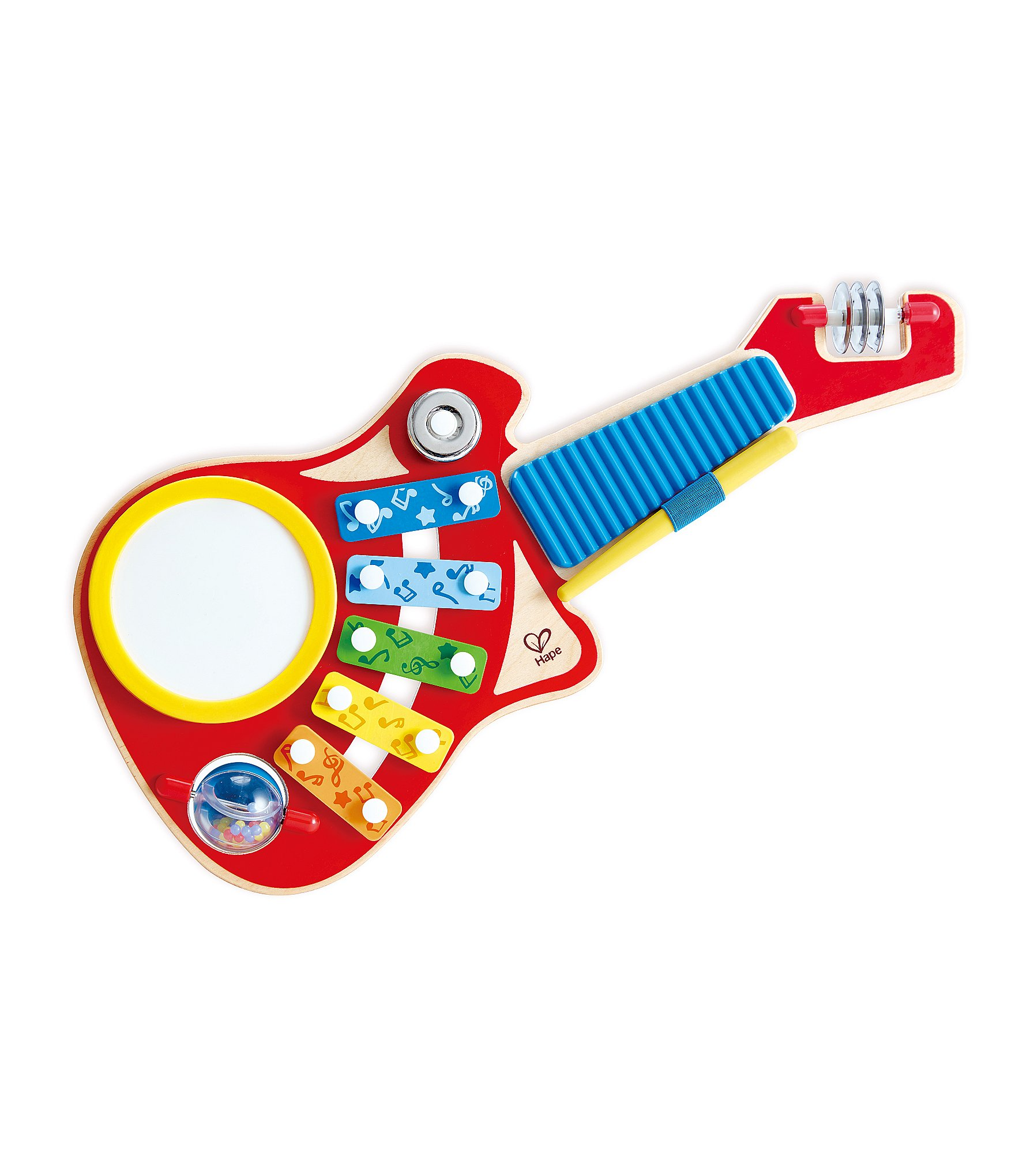 Hape Instrumental 6 In 1 Music Maker Toy