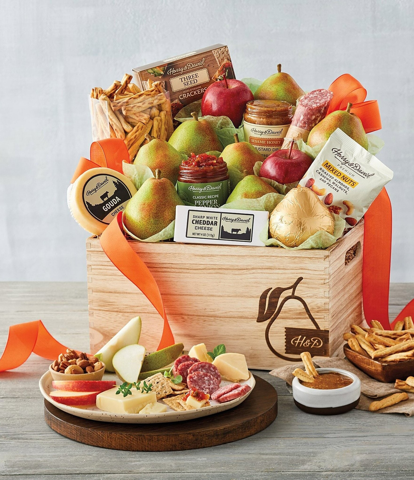 David Grand Signature Gift Basket