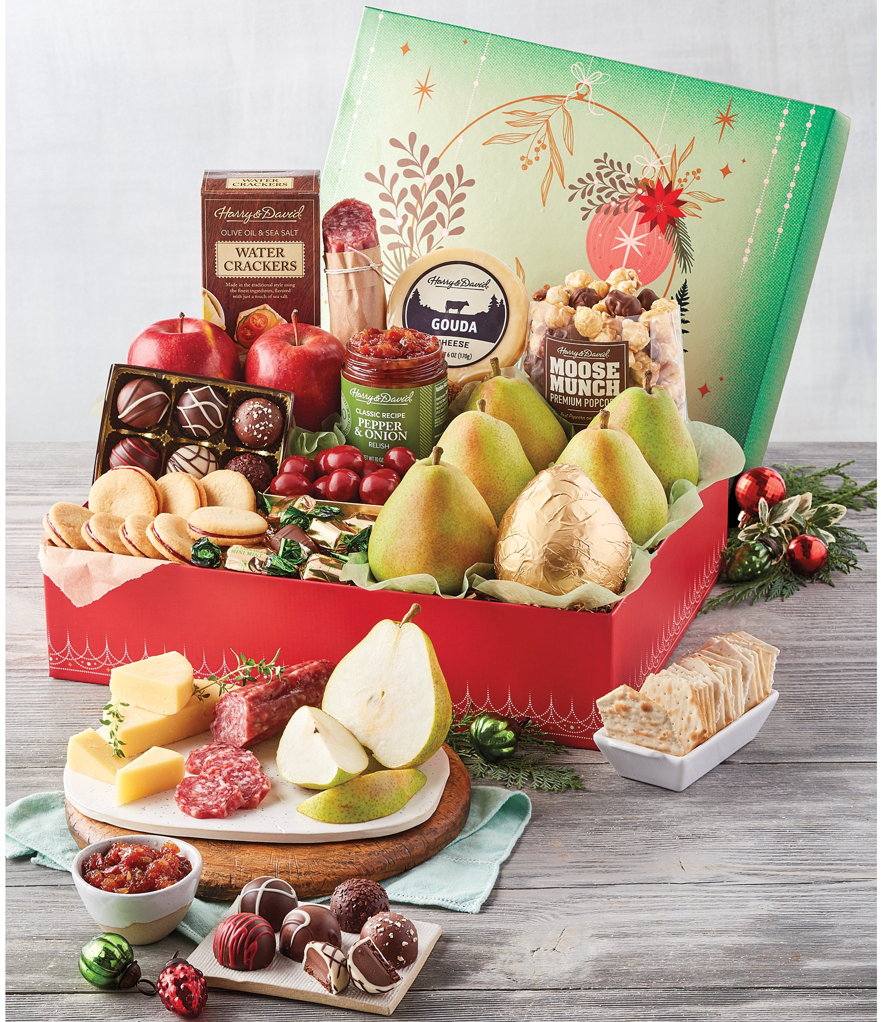 Harry And David Holiday Founders Favorites Gift Box Dillard S
