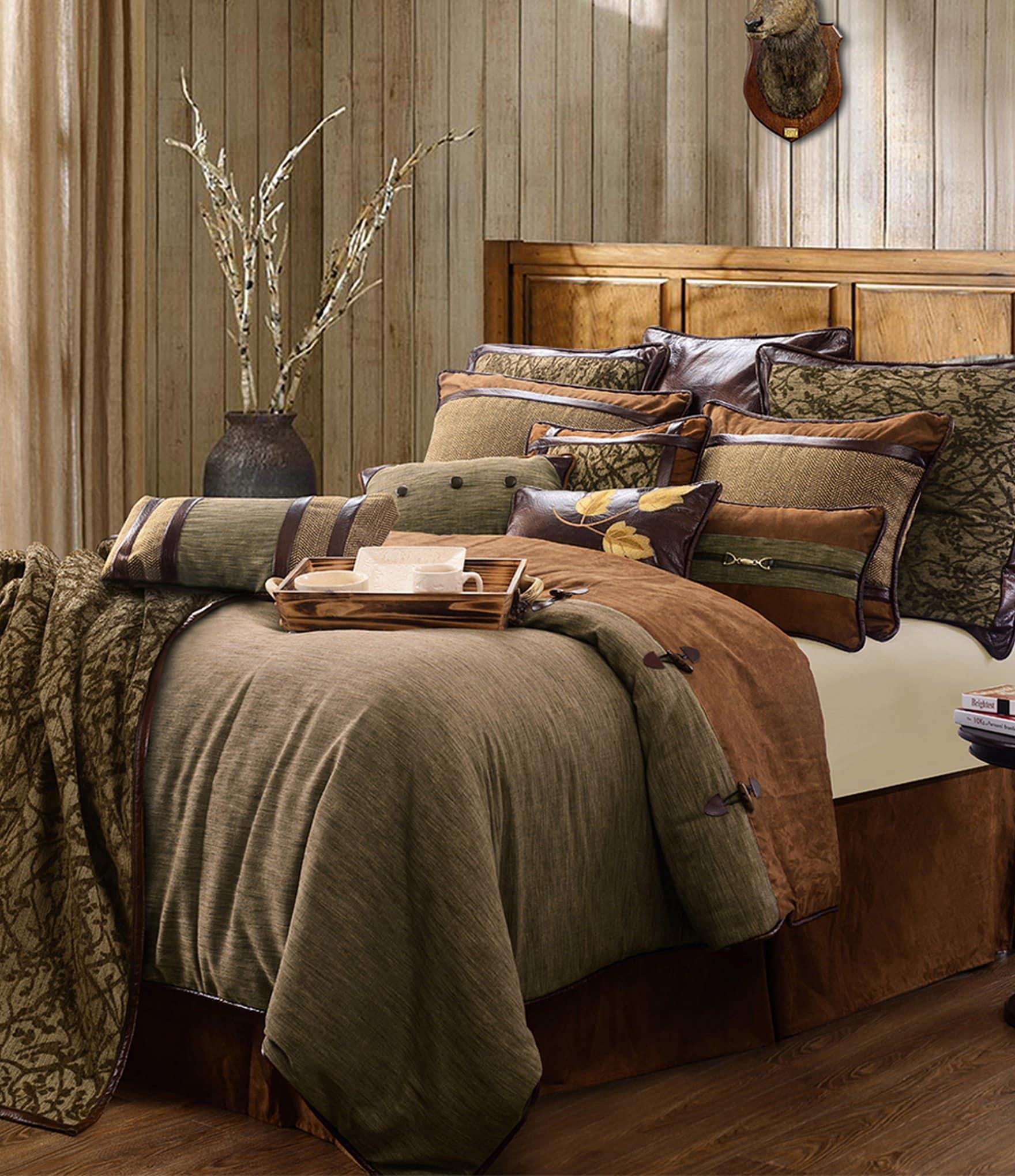 Hiend Accents Highland Comforter Set Dillard S