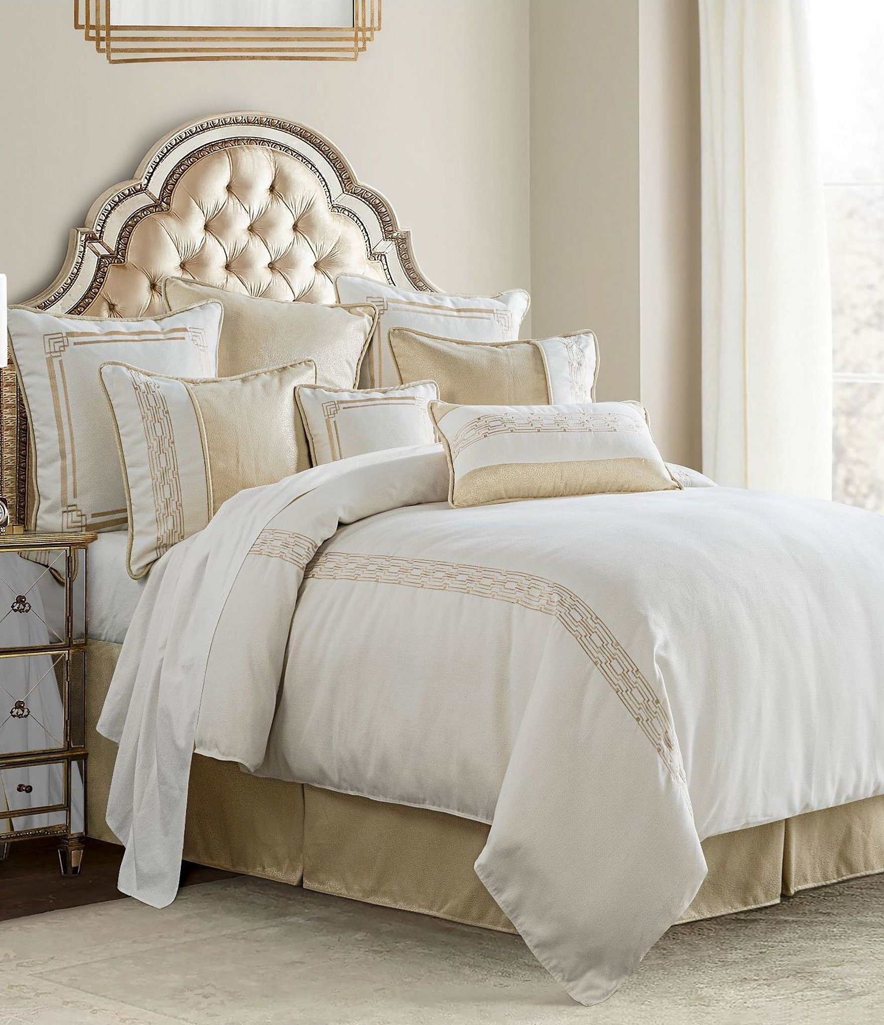Hiend Accents Hollywood Comforter Set Dillard S