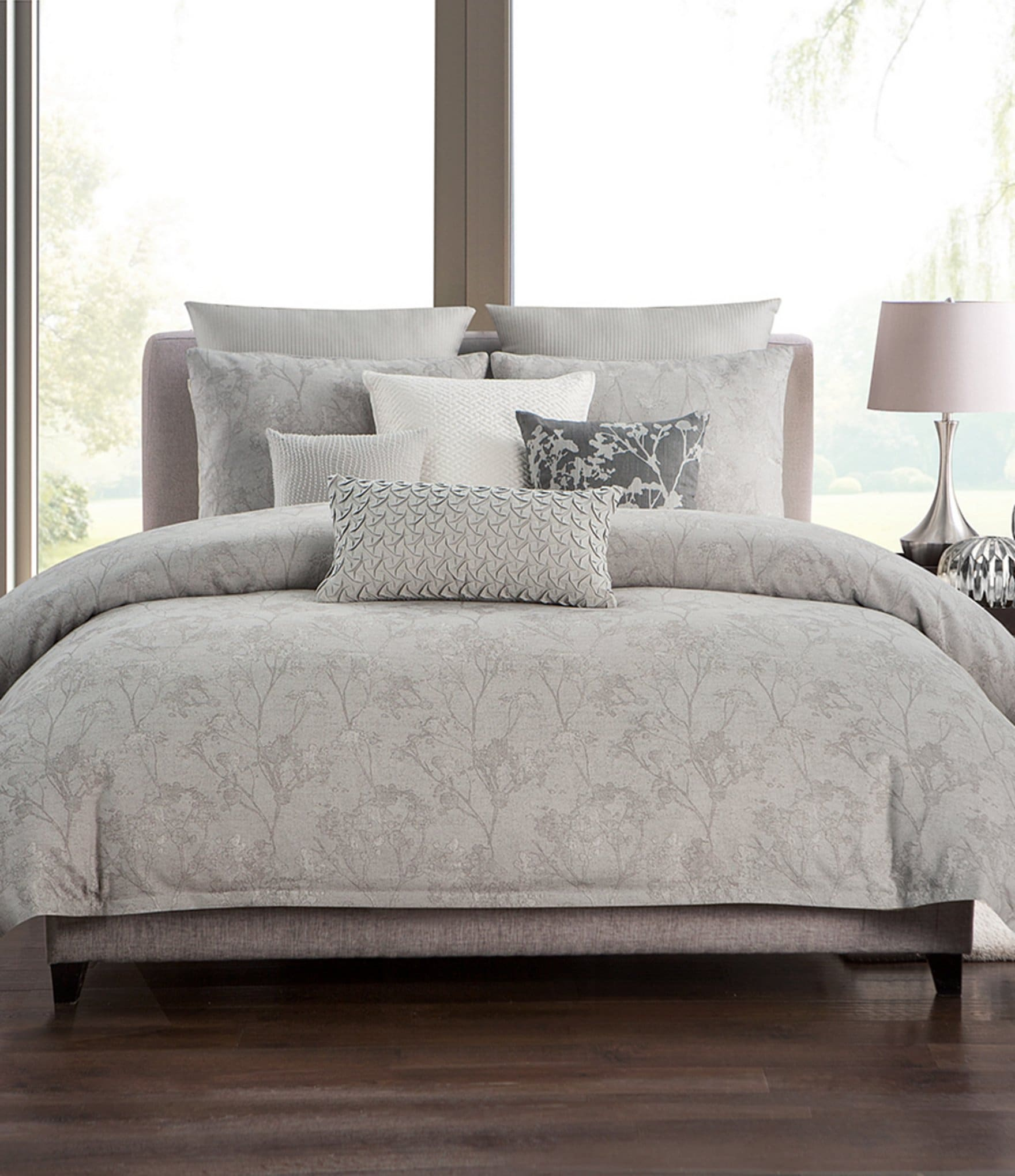 Highline Bedding Co Adelais Floral Comforter Mini Set