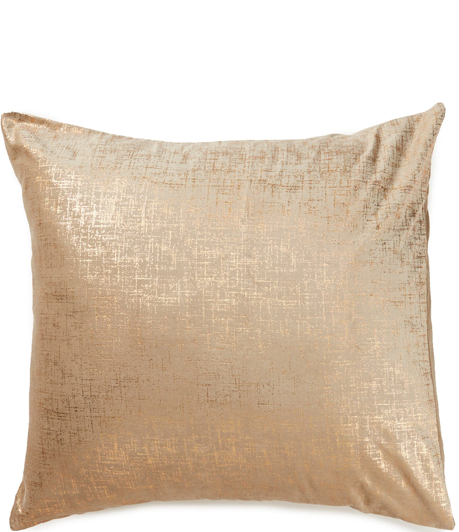 Highline Bedding Co Madrid Metallic Velvet Euro Sham Dillard S