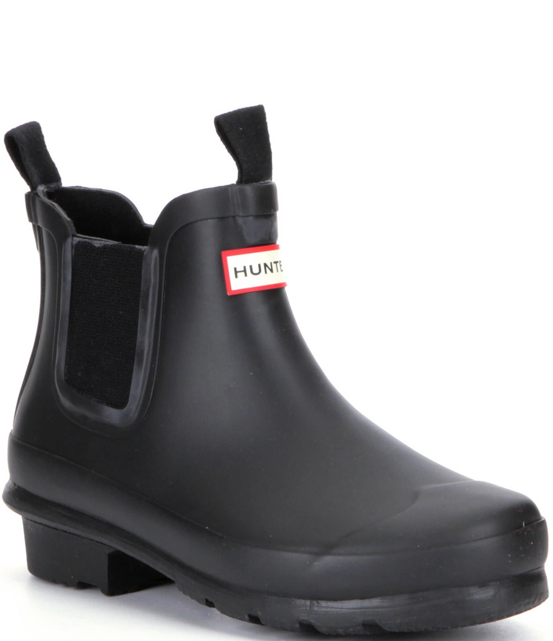 Hunter Kids Original Chelsea Waterproof Rain Boots Youth Dillard S