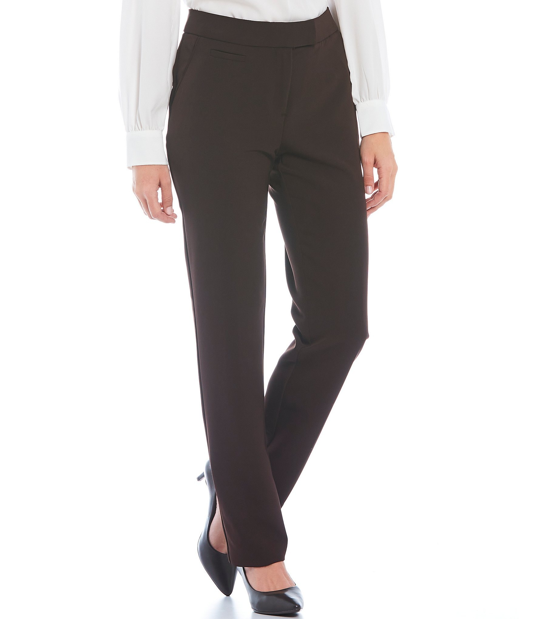 b2c306269 Brown Women's Casual & Dress Pants | Dillard's