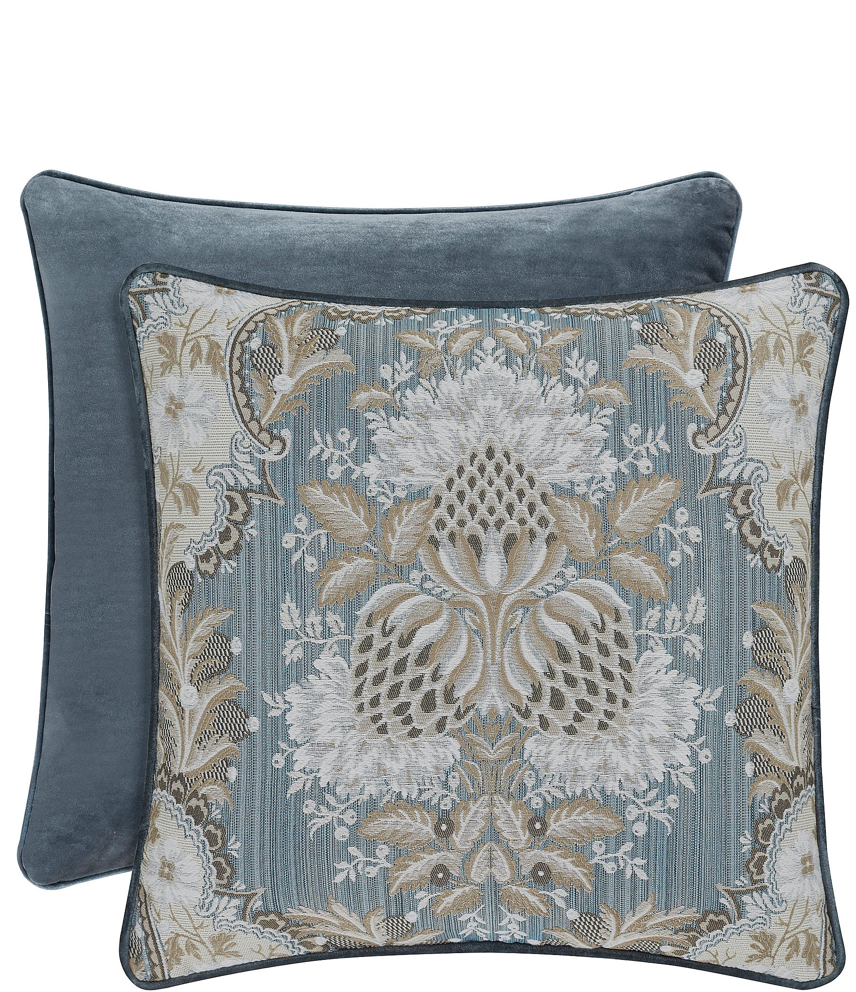 Nicole Miller Home Decorative Pillow Made In India Billingsblessingbags.org