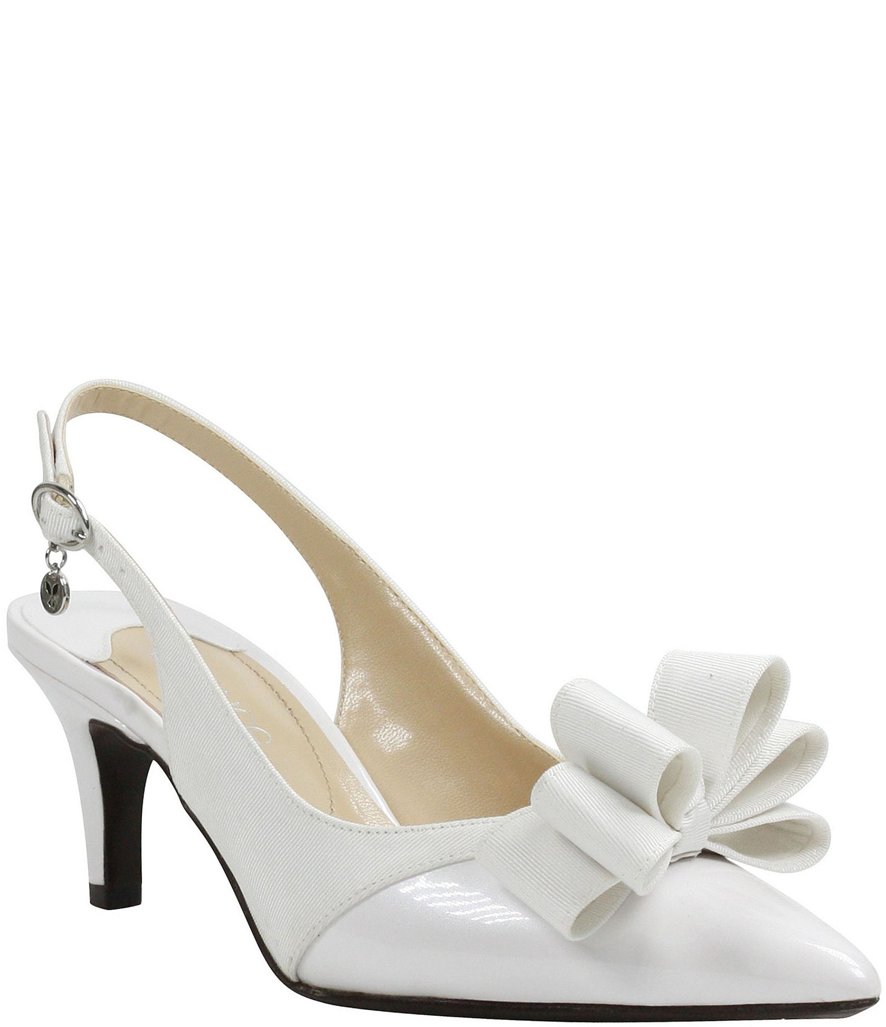 c15ab3b33f Kitten Heel Women's Bridal & Wedding Shoes | Dillard's