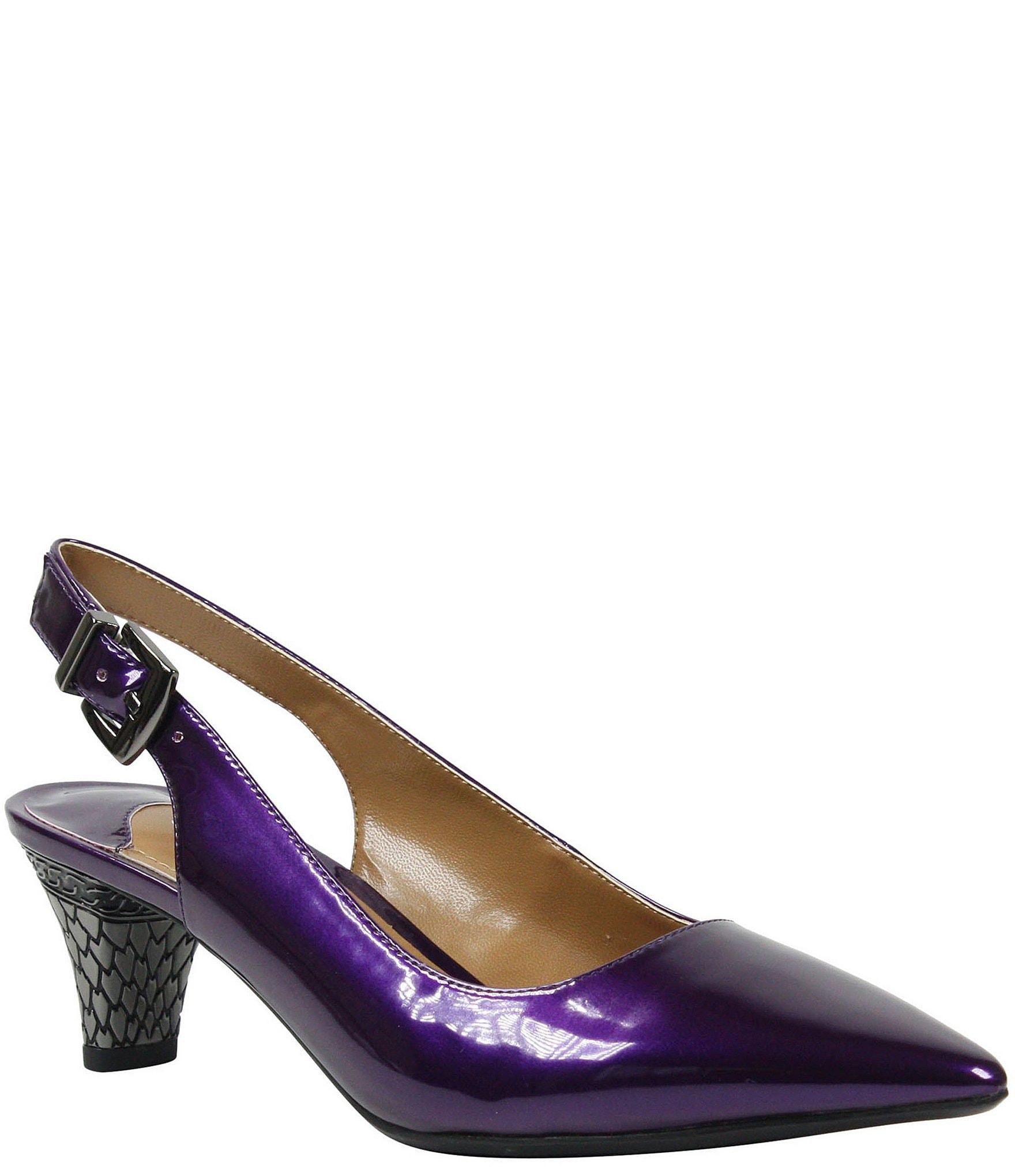 Purple Women's Pumps   Dillard's