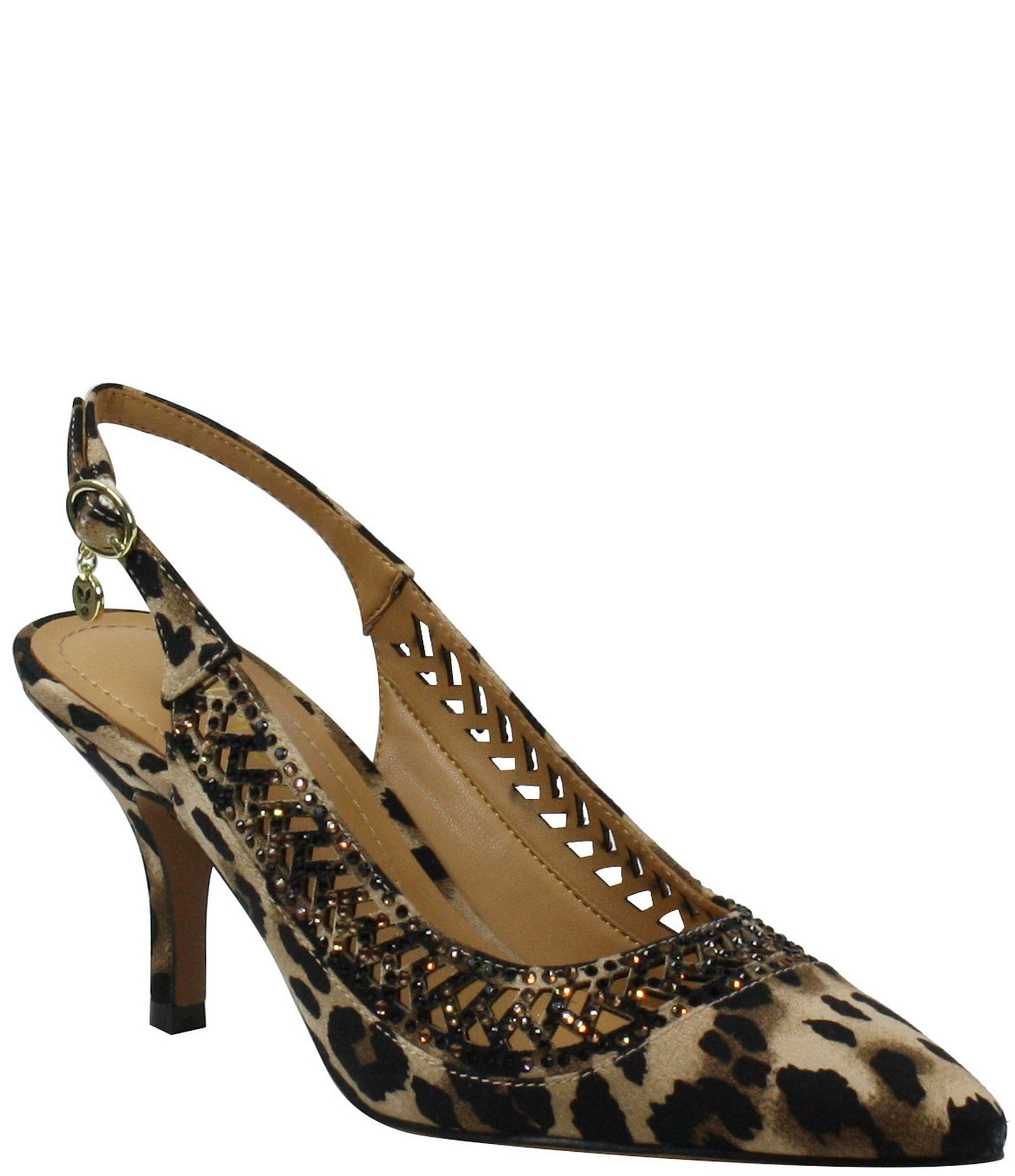 J. Renee Naiara Leopard Print