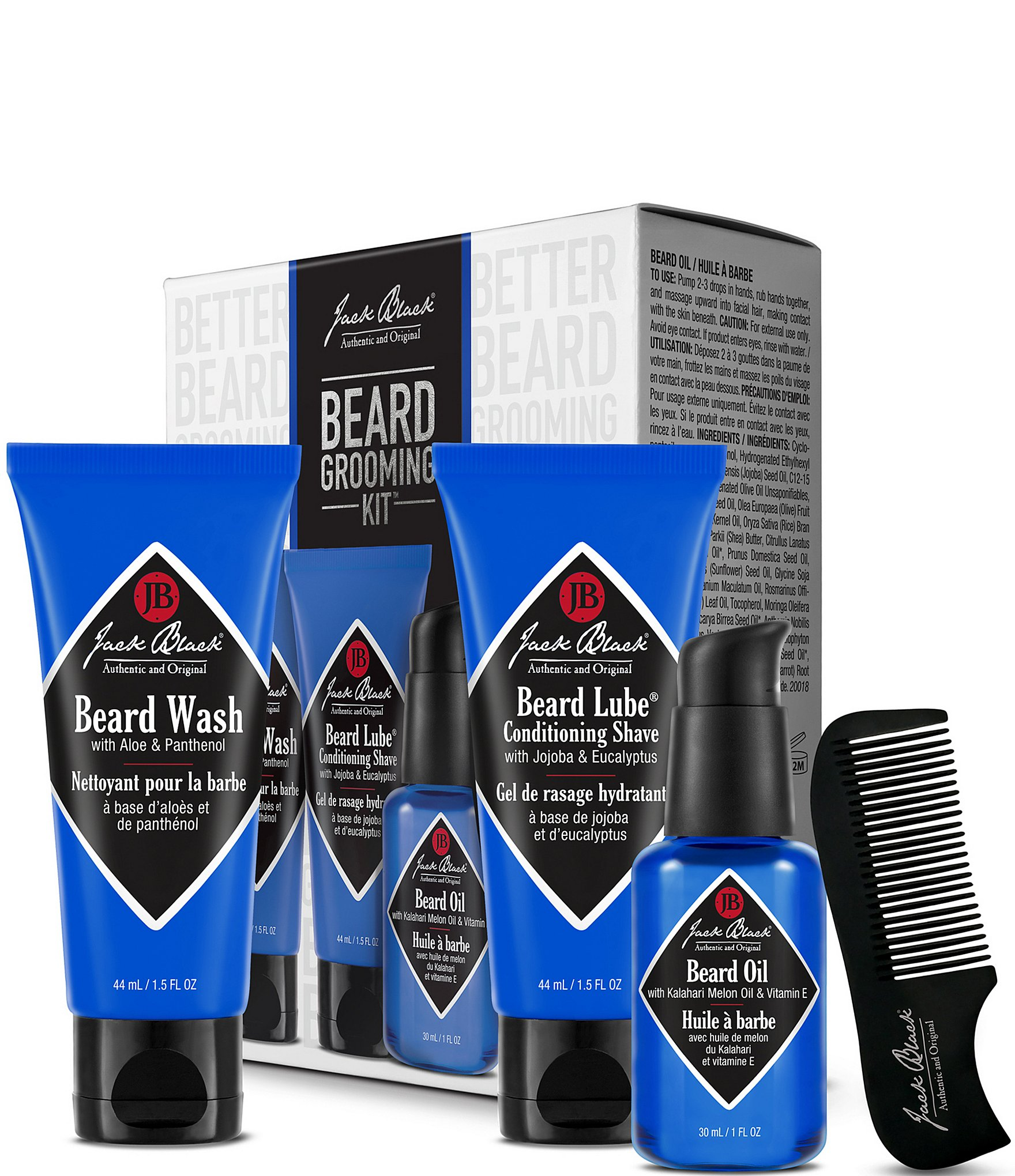 jack black beard grooming kit dillards. Black Bedroom Furniture Sets. Home Design Ideas