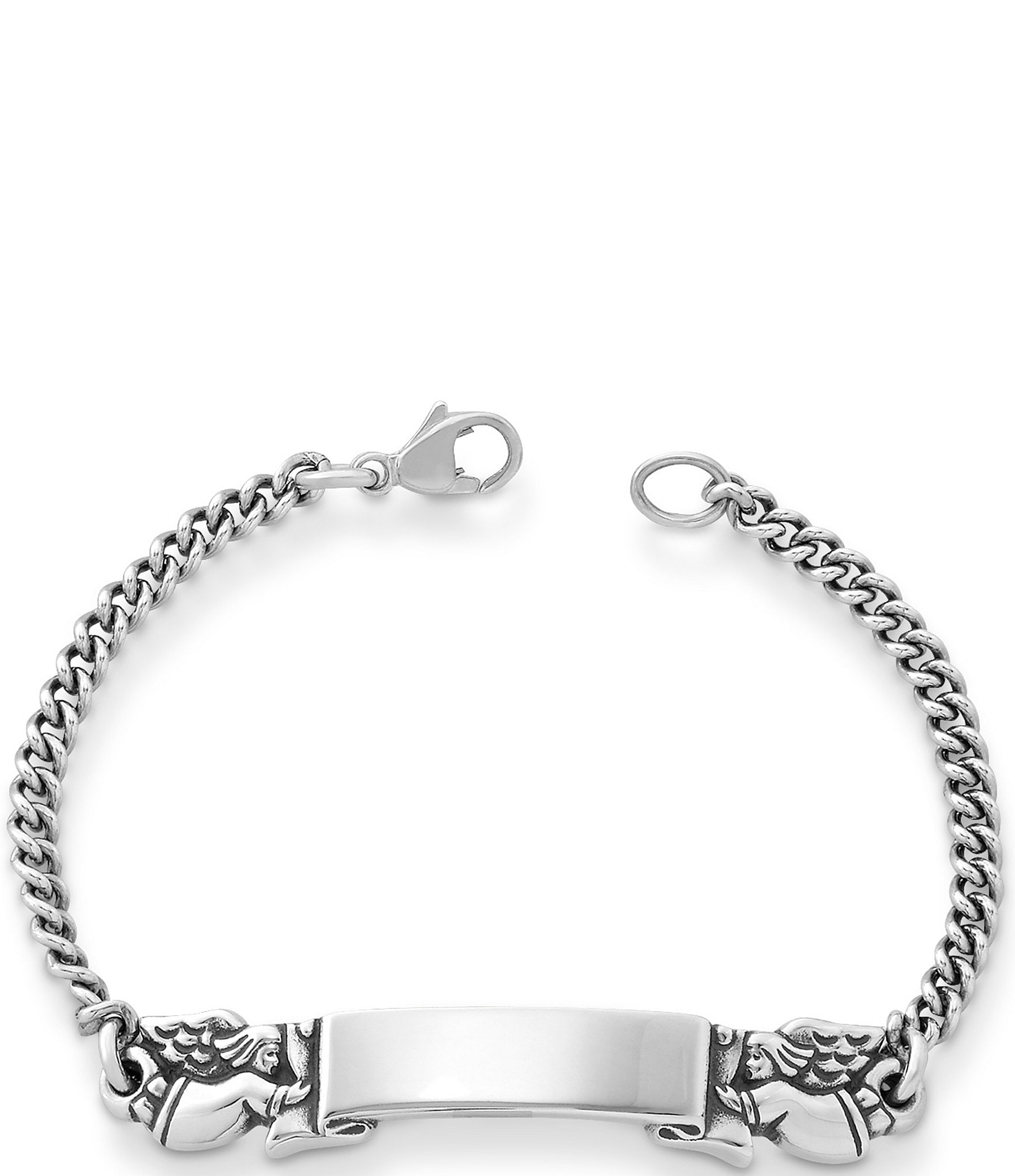 James Avery Baby S Angel Id Bracelet Dillard S