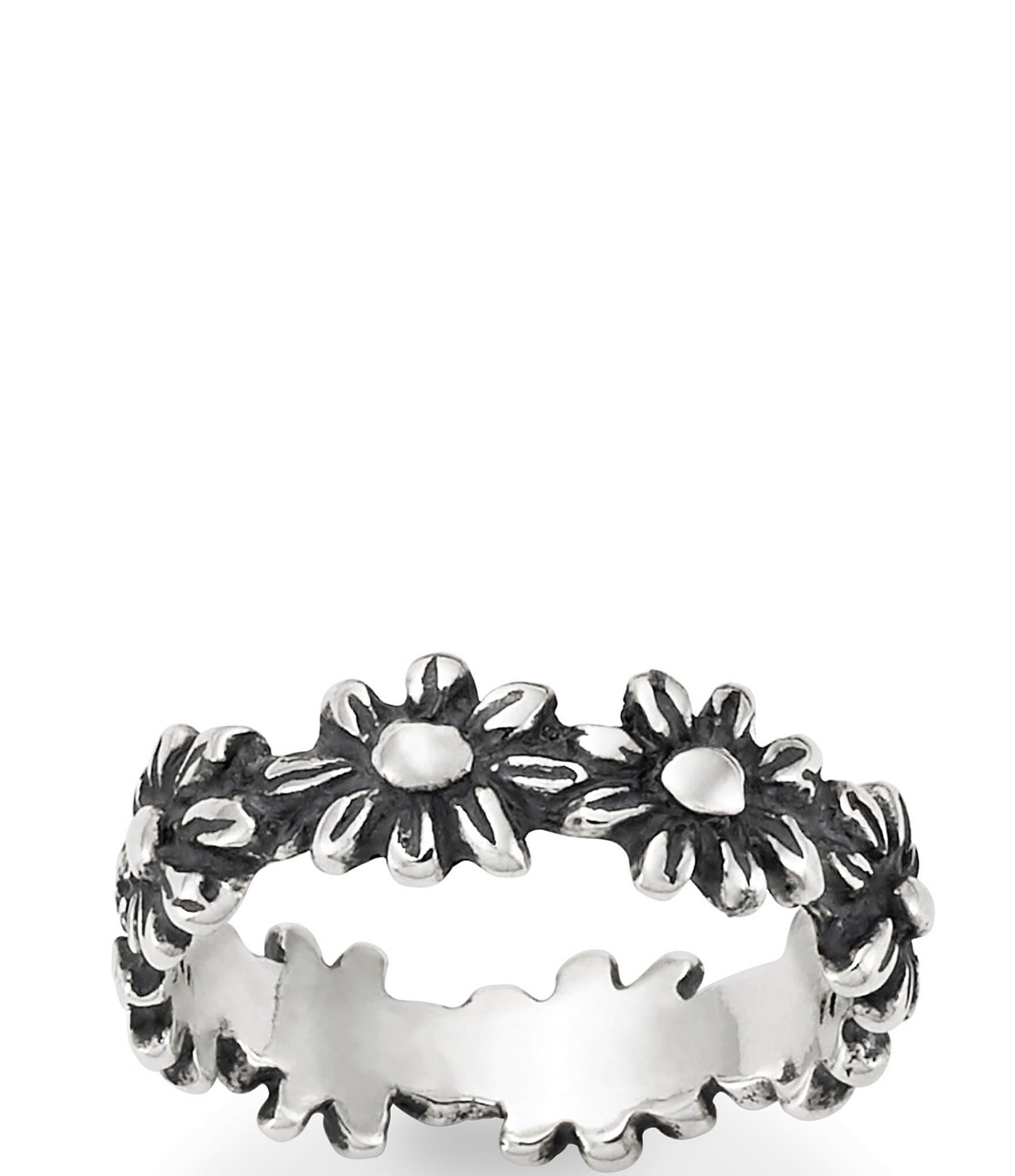 James Avery Margarita Collection Floral Ring Dillard S