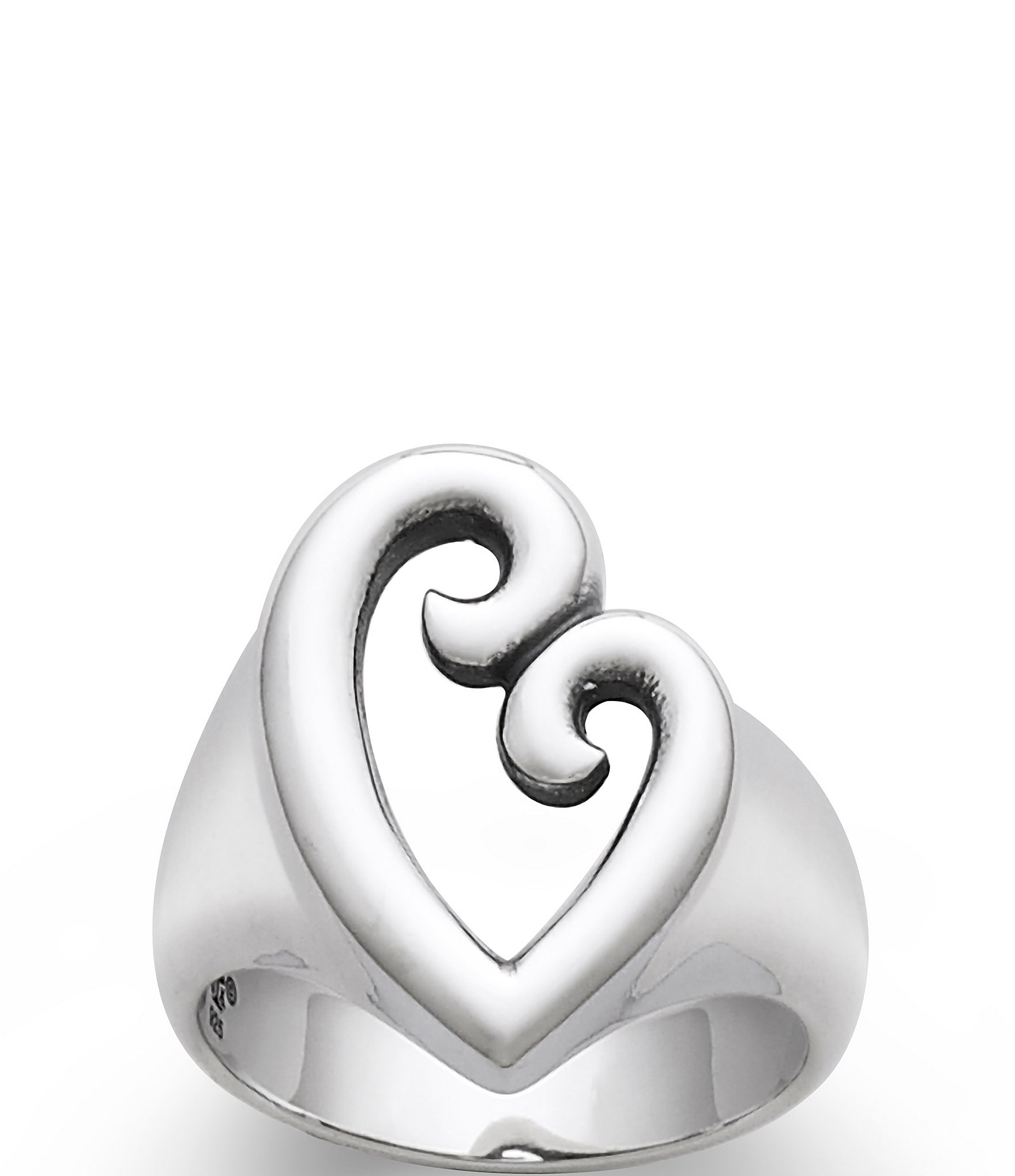 Sterling Silver Mother S Love Ring