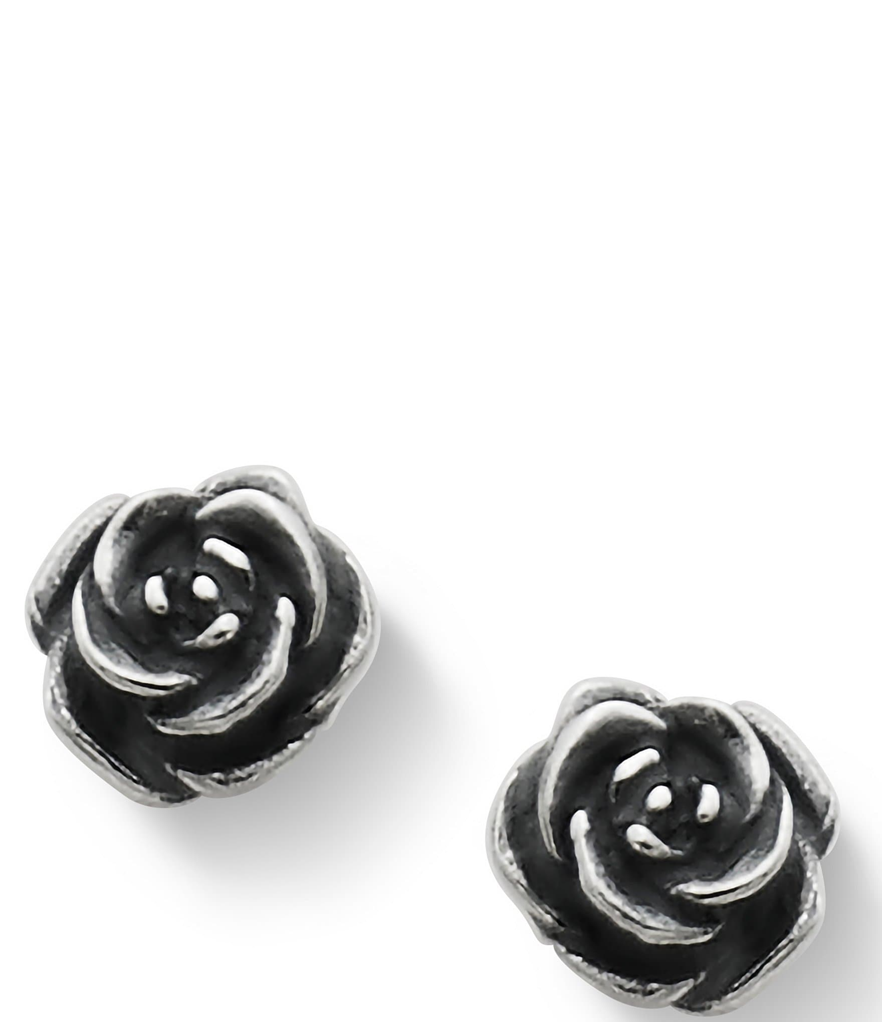 avery stud earrings avery sterling silver stud earrings dillards 8345