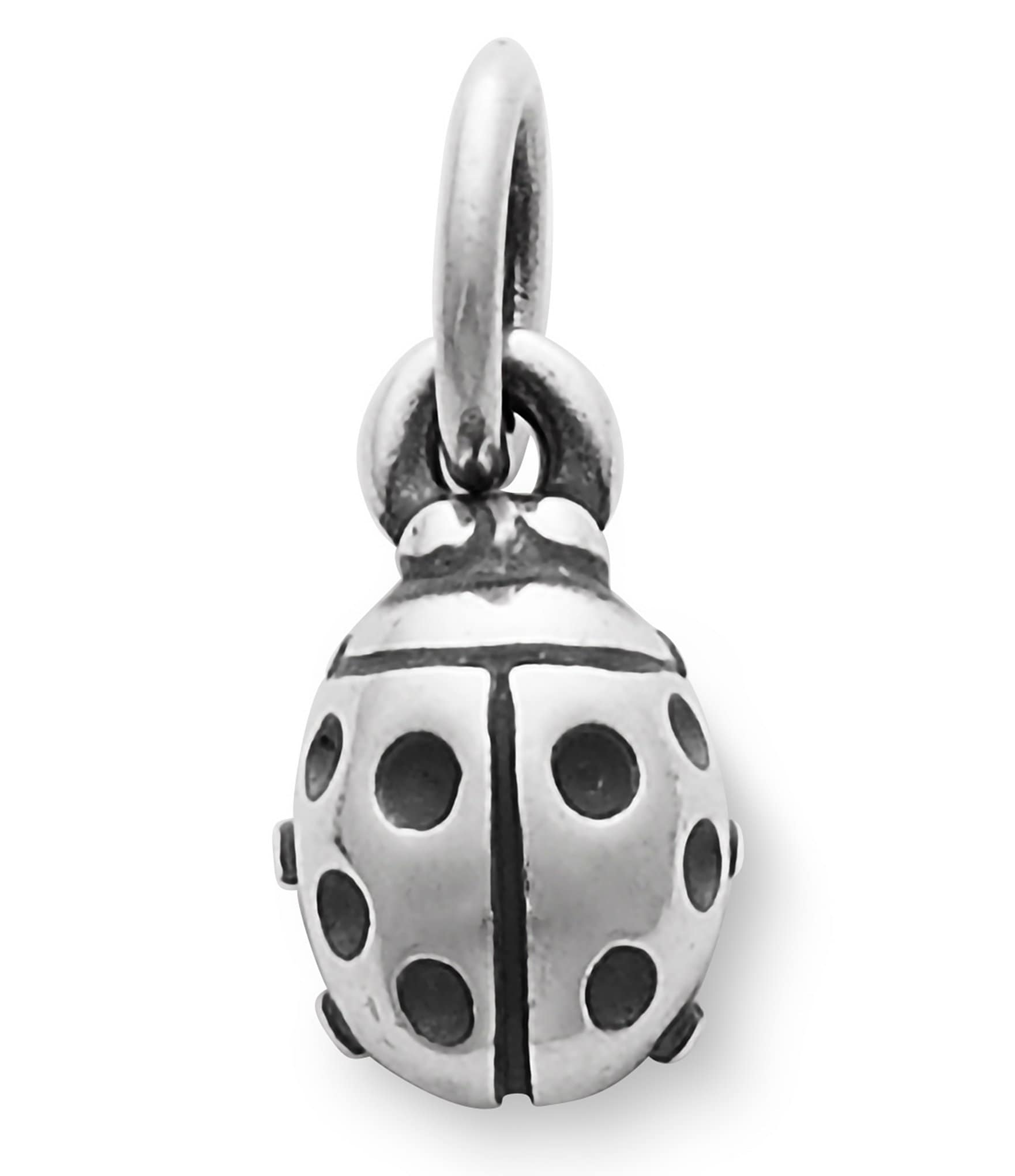 James Avery Sterling Silver Ladybug Charm Dillards