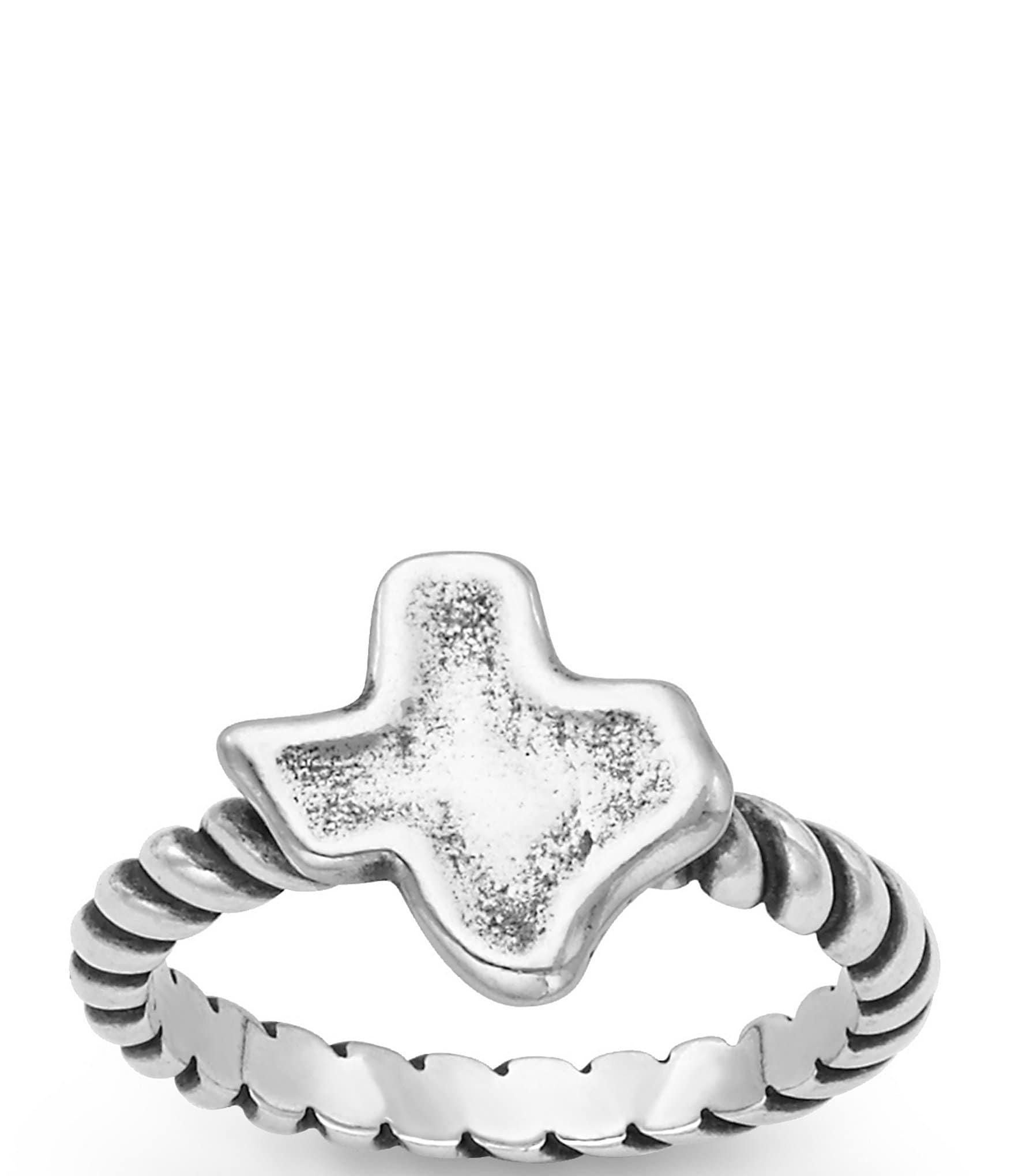 James Avery Texas Ring Dillard S