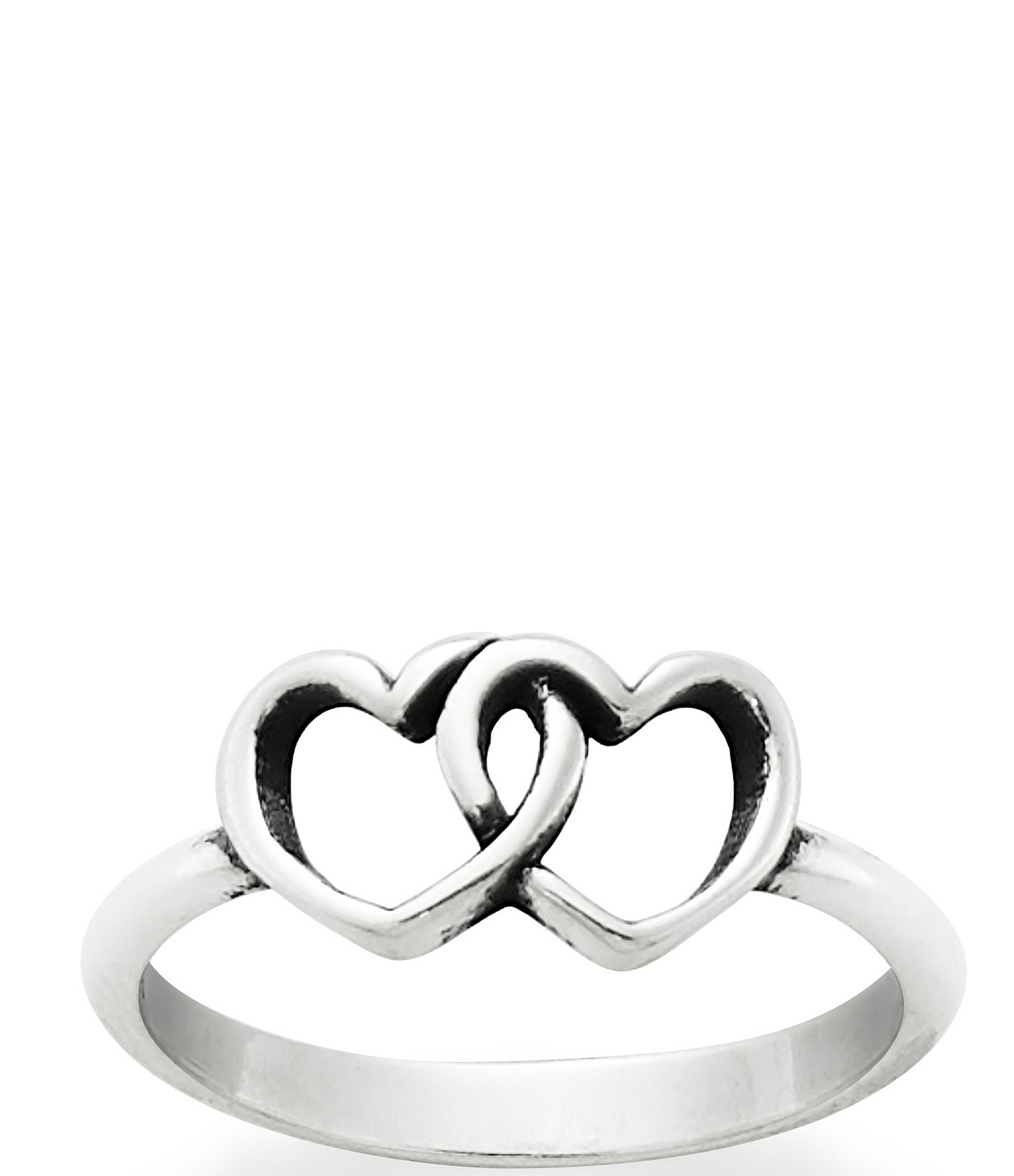 James Avery Two Hearts Ring