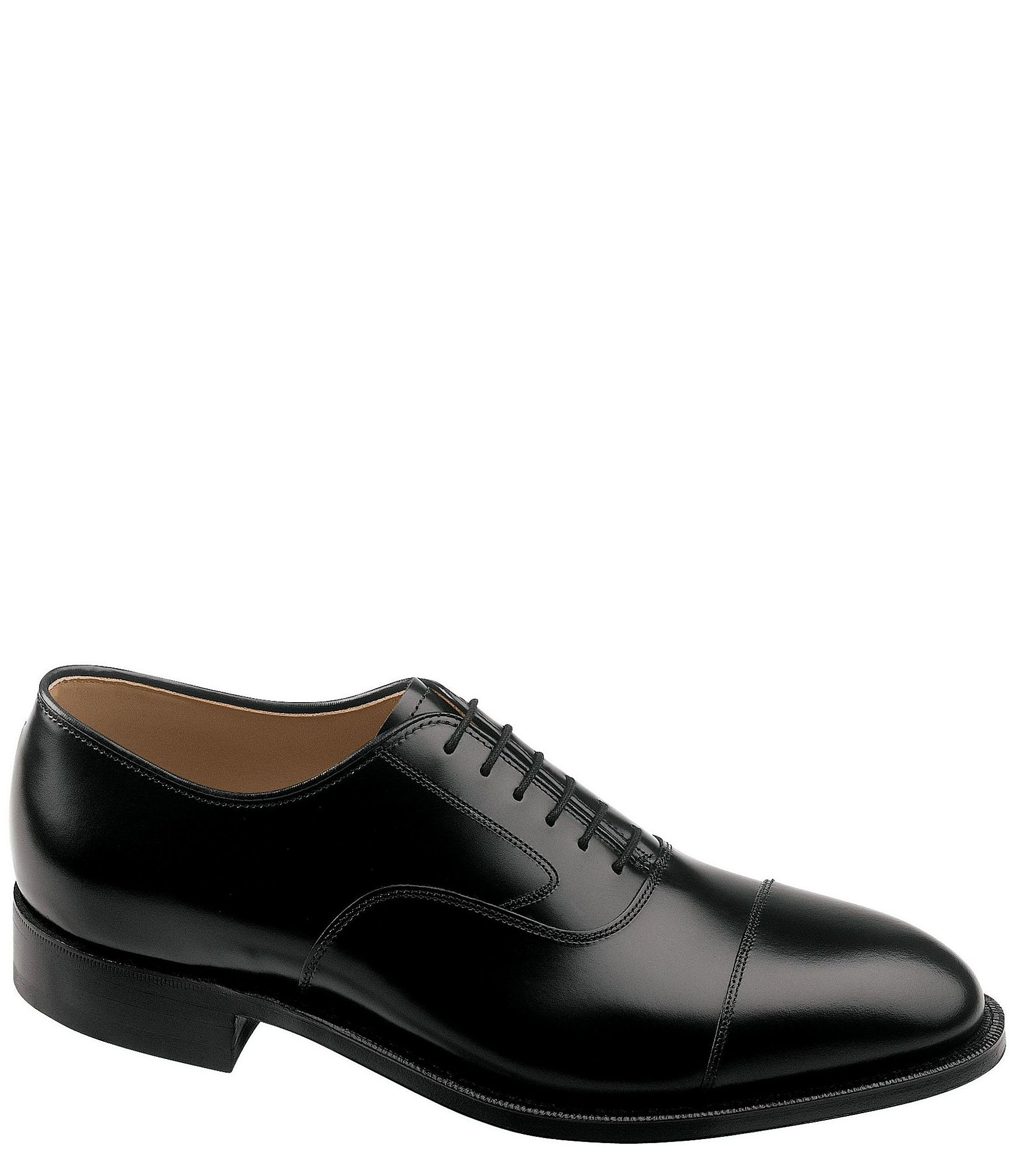 Johnston Amp Murphy Melton Cap Toe Dress Oxfords Dillards