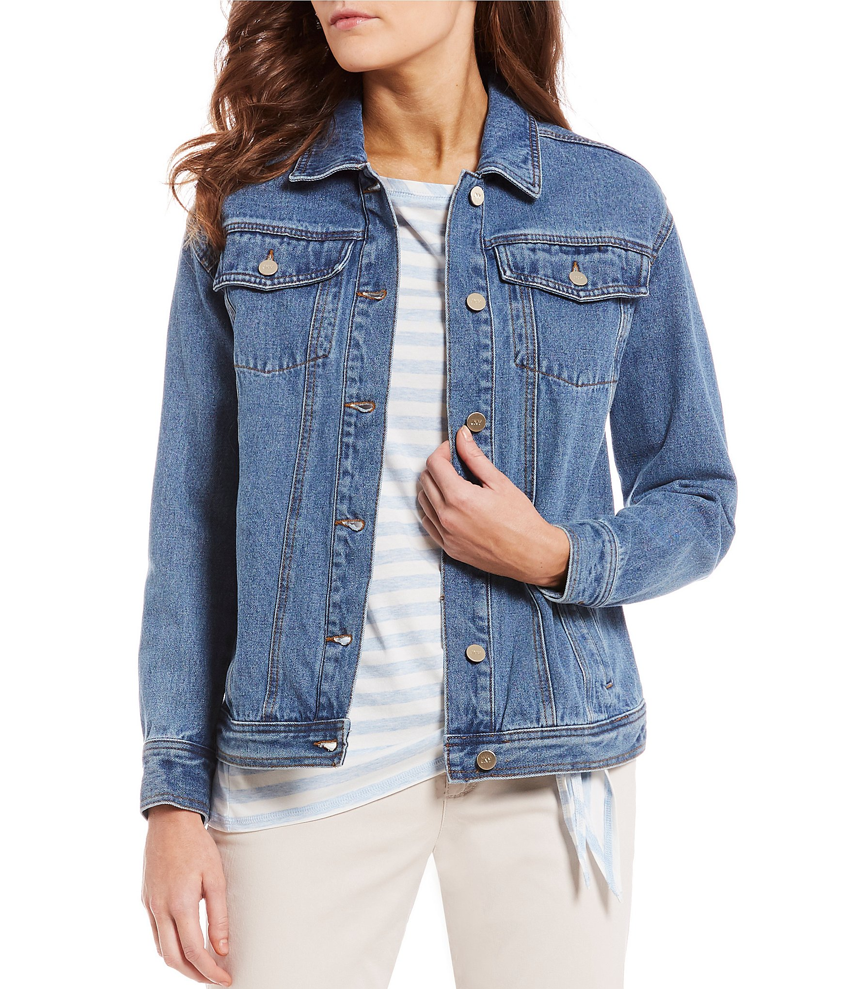 9f8bd0817fc Denim Jean Jacket Women s Jackets